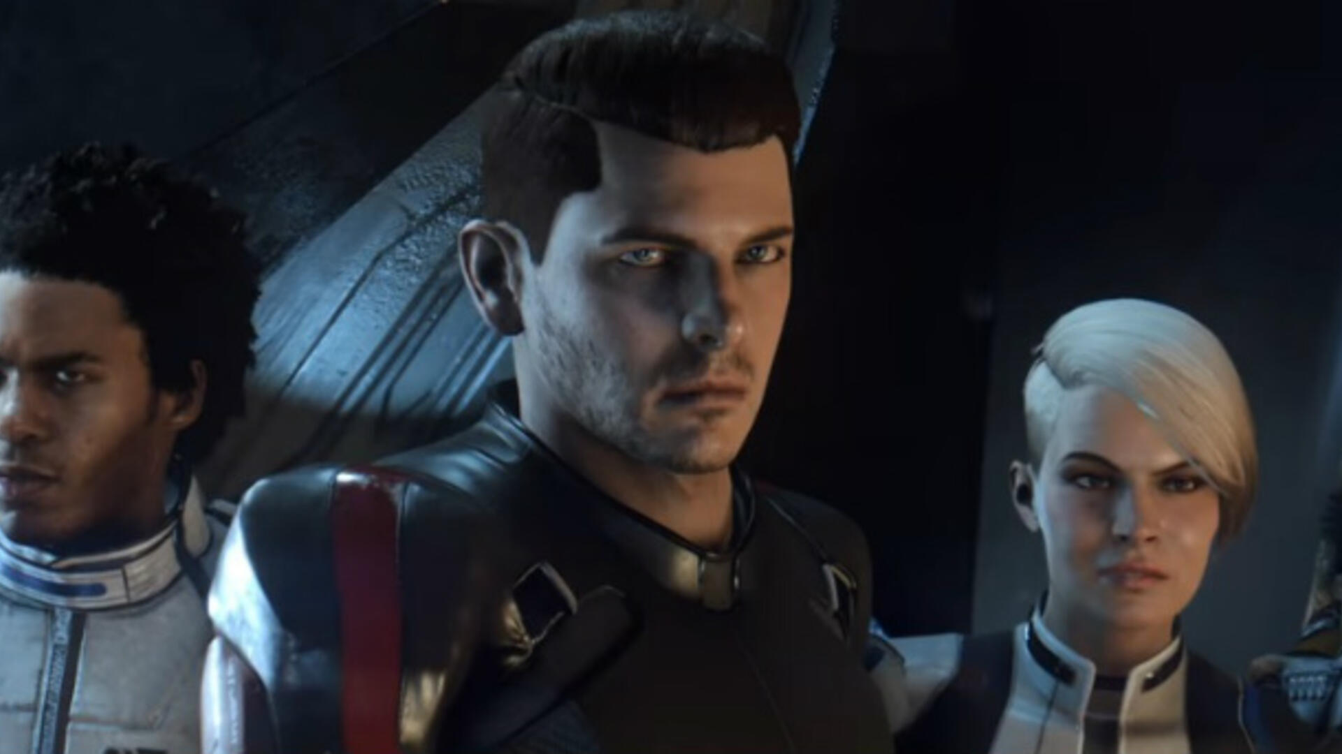 Mass Effect Andromeda Trailers Show Off Your Pathfinder Squad