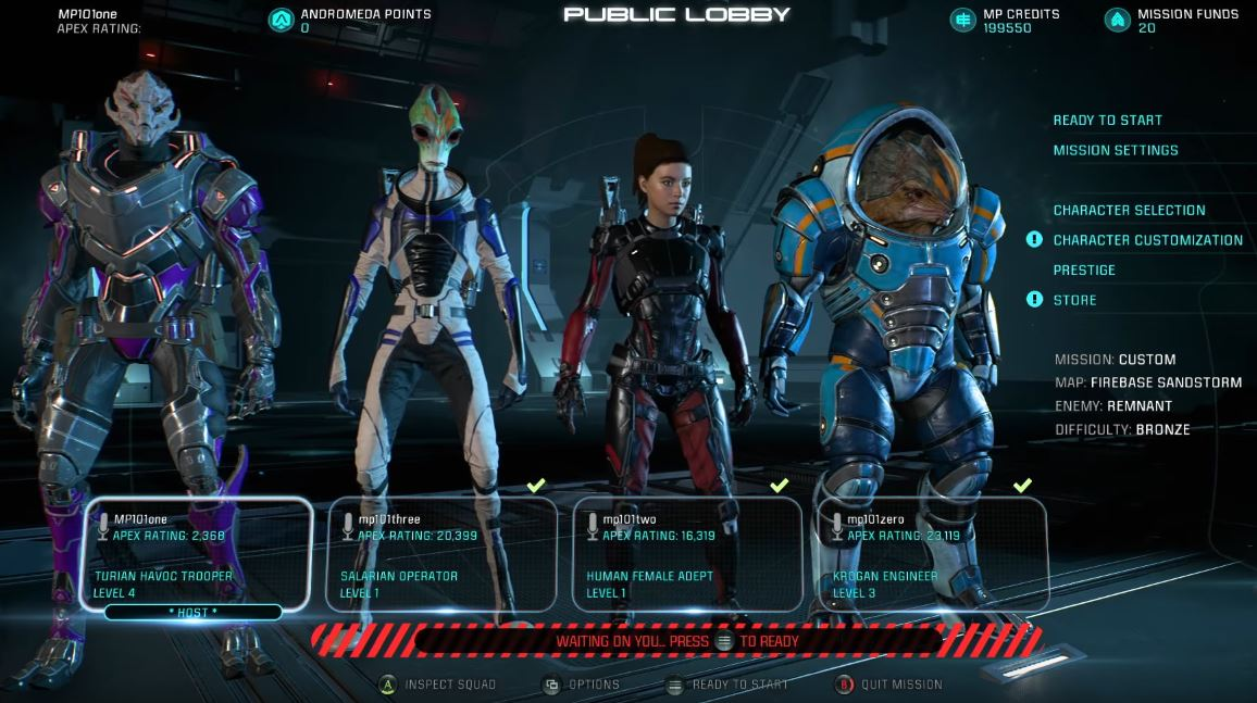 Mass Effect Andromeda X5 Ghost: Mass Effect: Andromeda Review