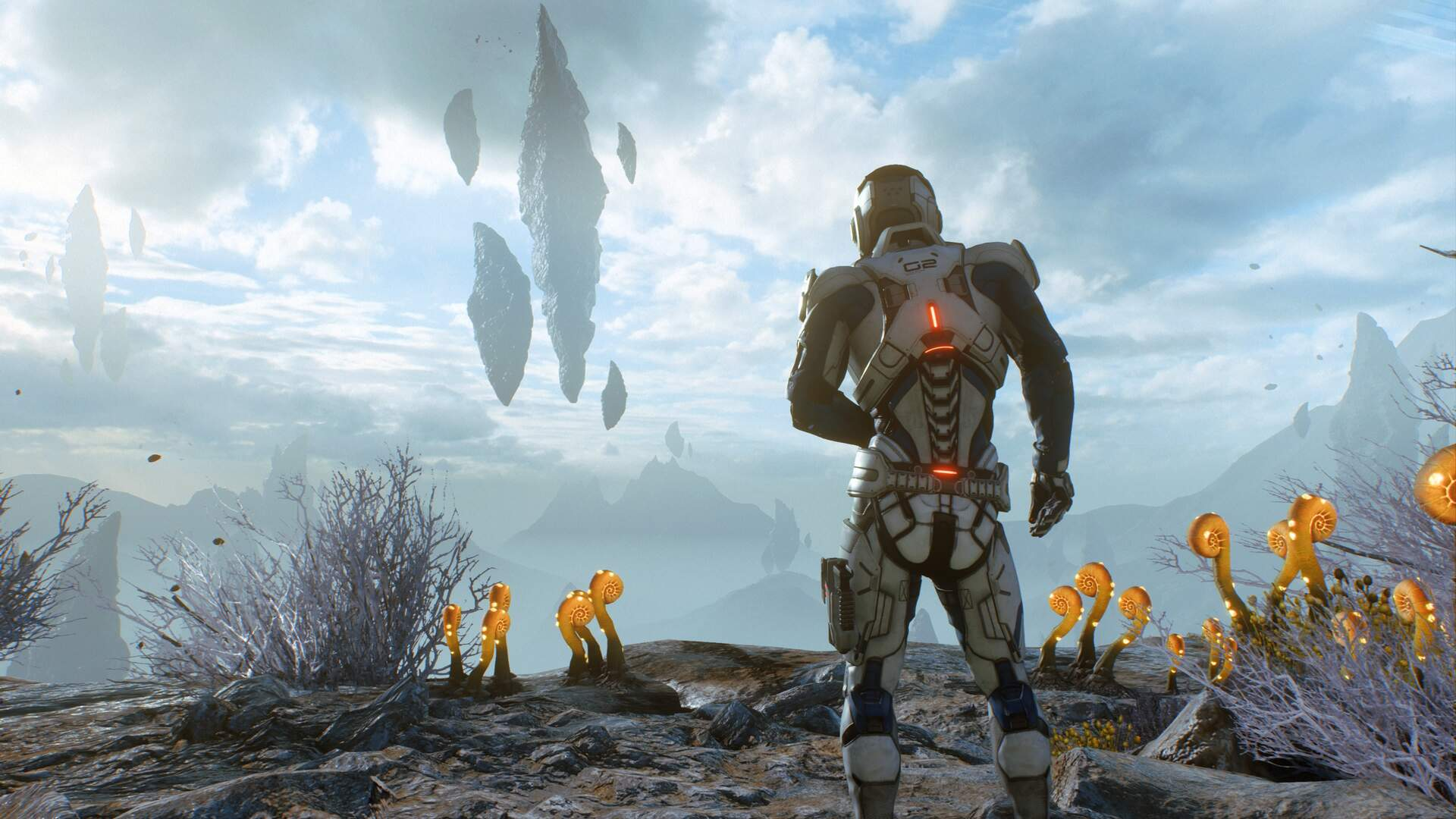 """Mass Effect Andromeda Has """"No Planned Future Patches"""" For Single-Player"""