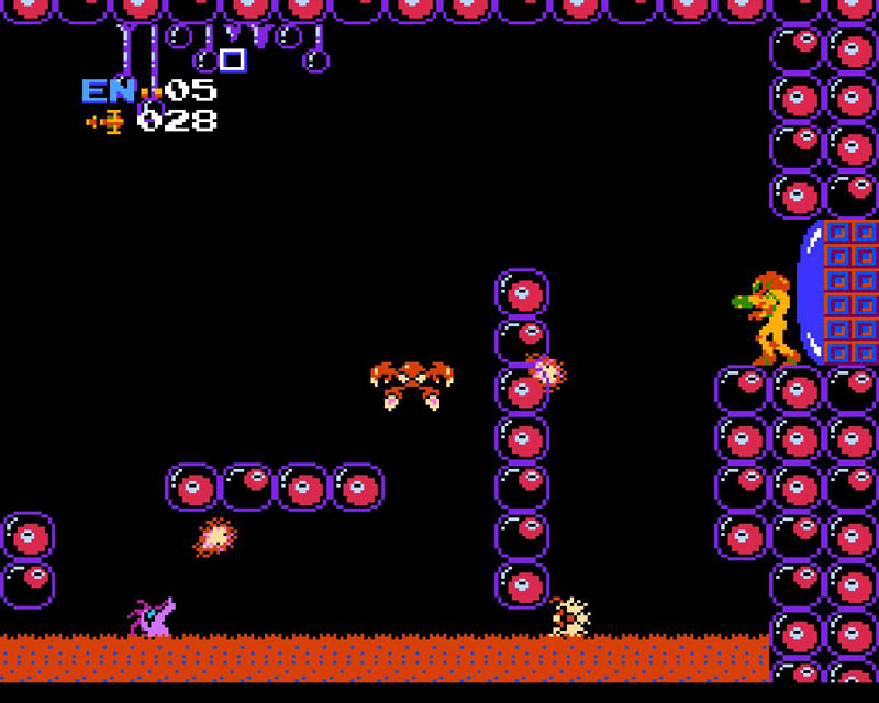 Image result for metroid nes
