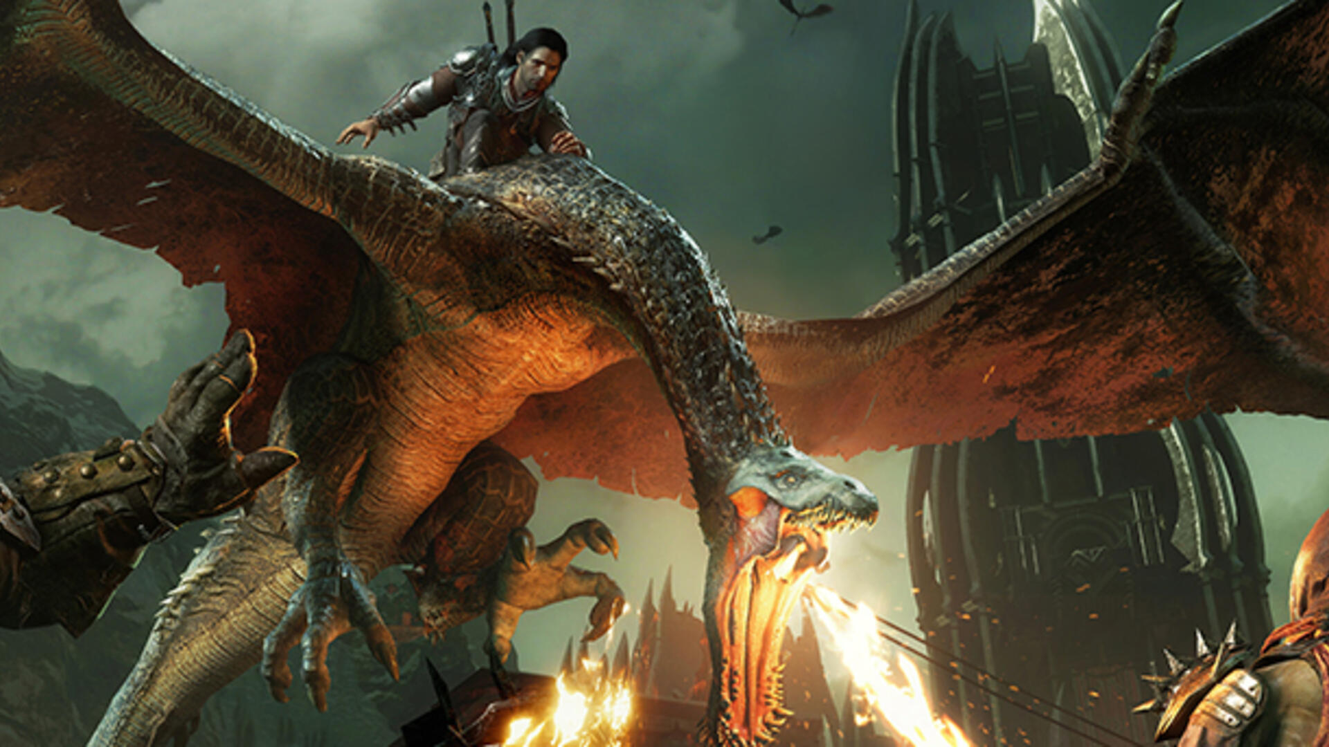 Middle-earth: Shadow of War is a Nearly 100GB Download on PC