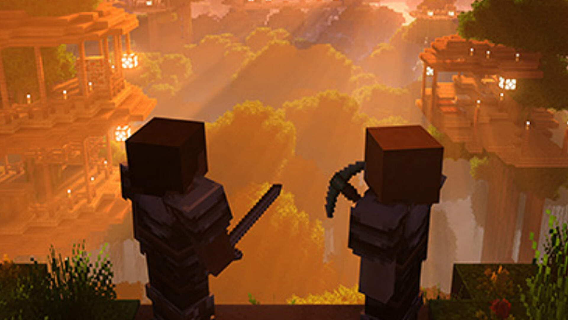 Minecraft's 4K Graphics Update and Switch Cross-Play Delayed Until 2018