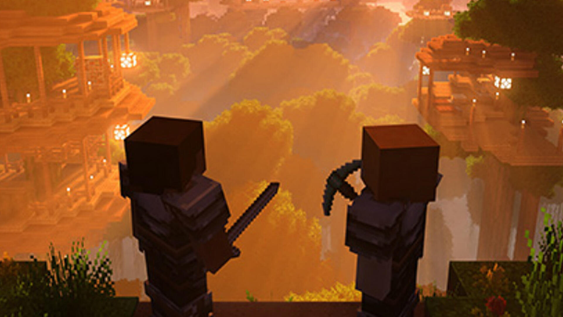 Minecraft's 4K Graphics Update and Switch Cross-Play Delayed Until