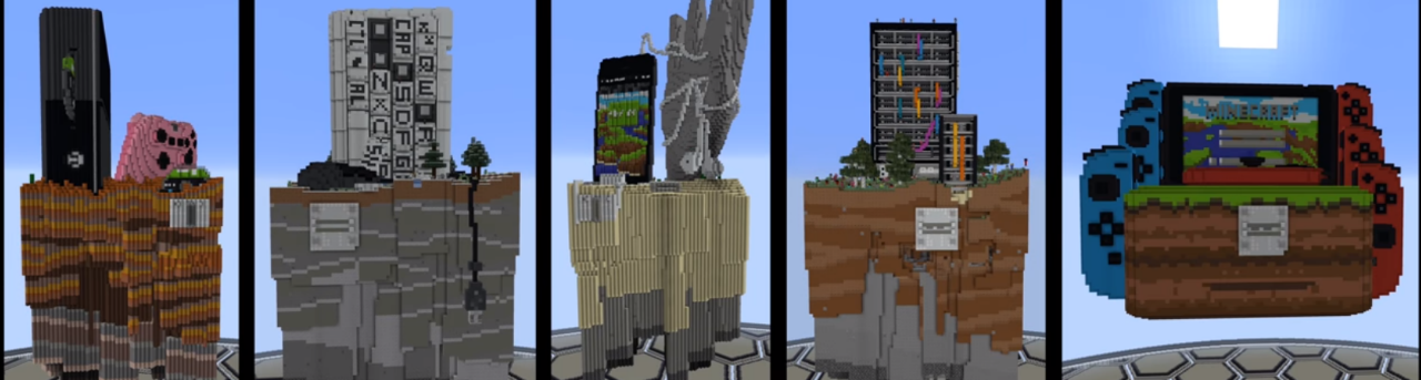 Minecraft Cross-Platform Play Launches, But No Switch Action
