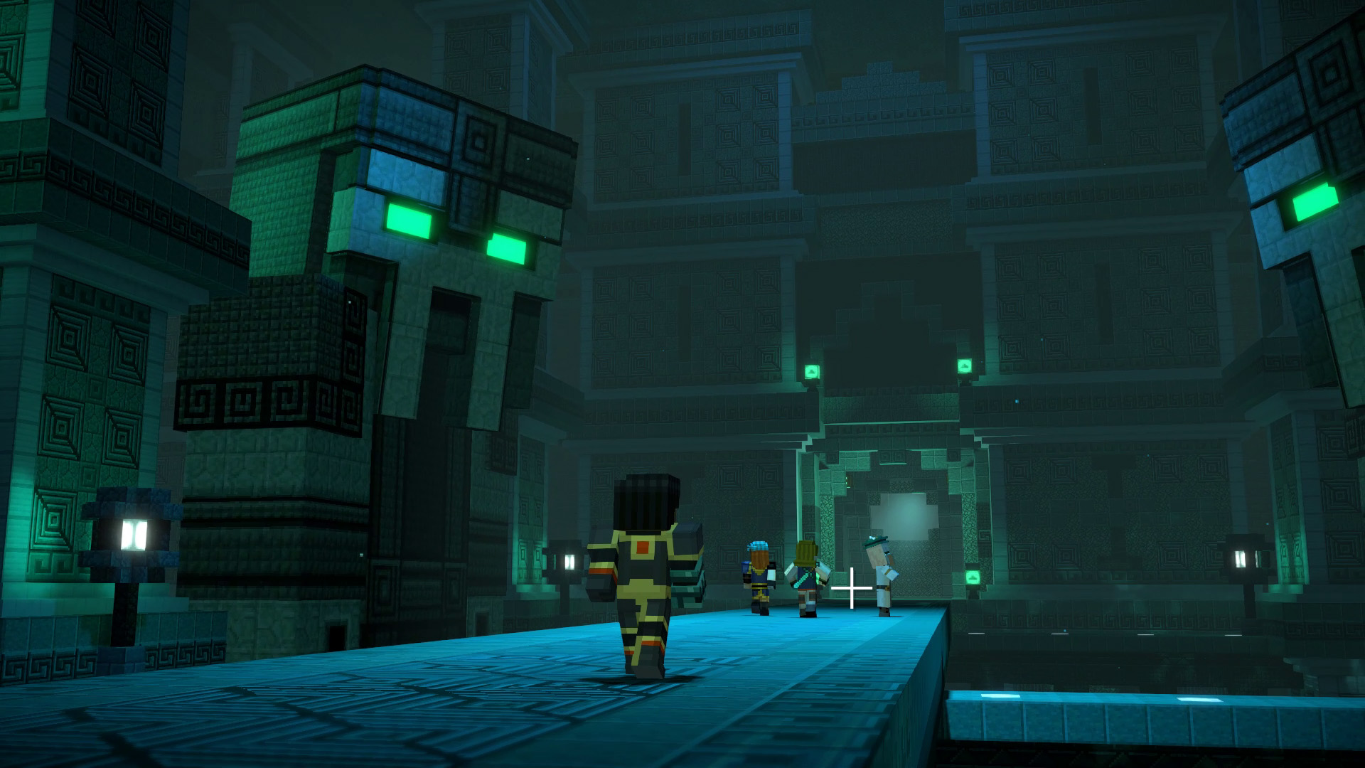 Minecraft Story Mode Season Two Episode One Review Nobody Beats