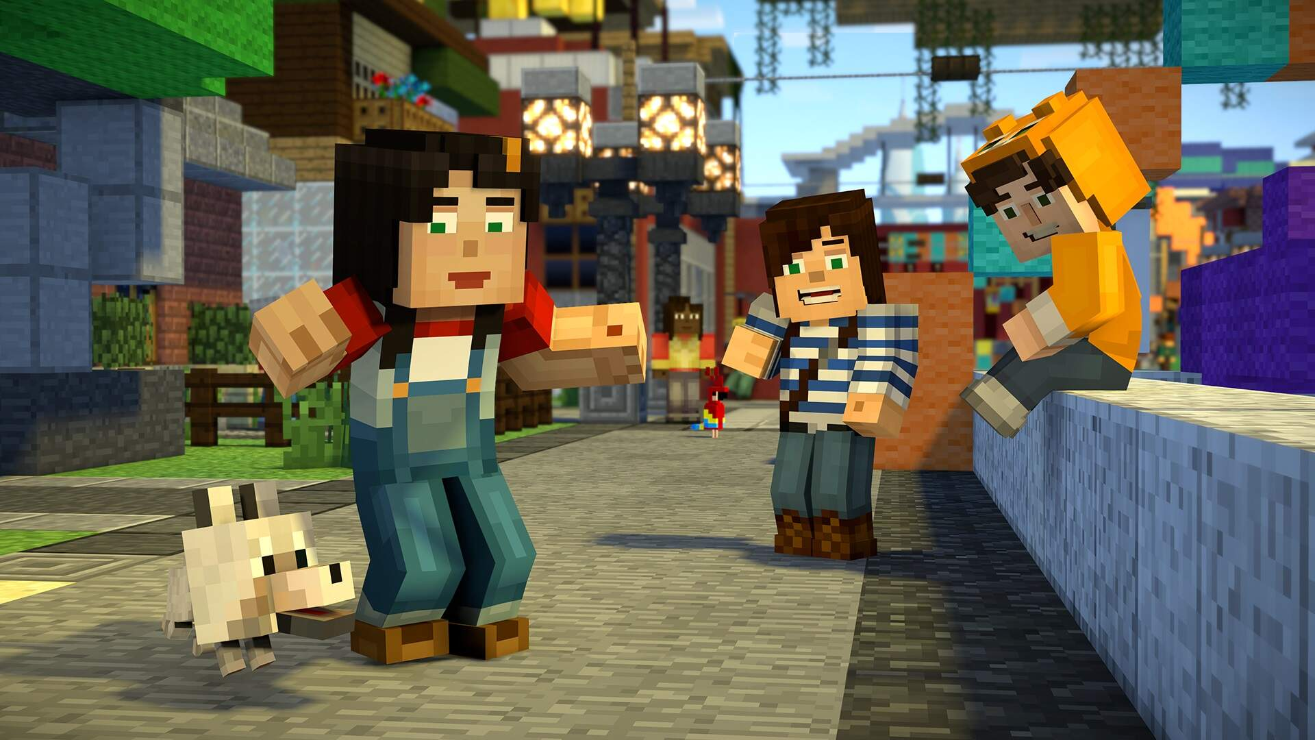 Minecraft: Story Mode Episodes Re-Listed At $100 Apiece On Xbox Store To Deter New Purchases