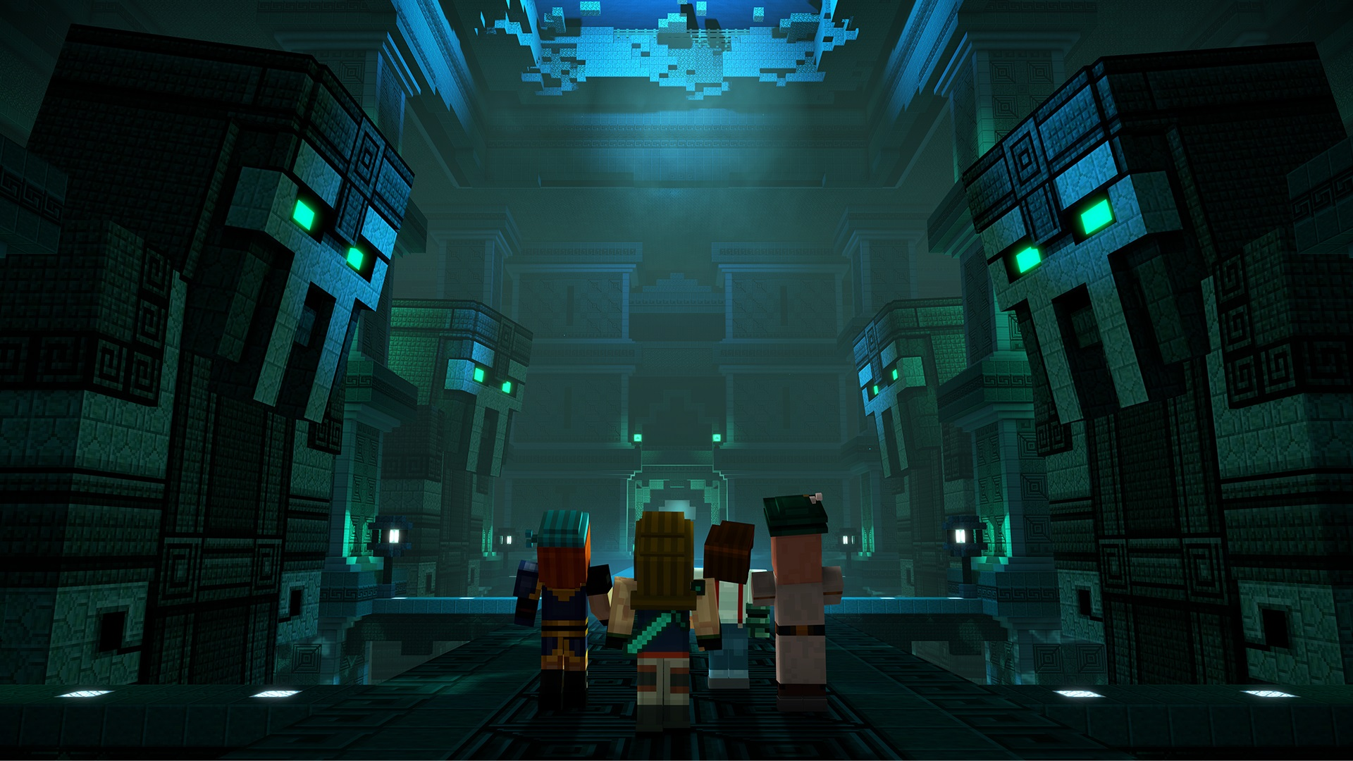 Minecraft Story Mode Enters Season 2 This July Usgamer