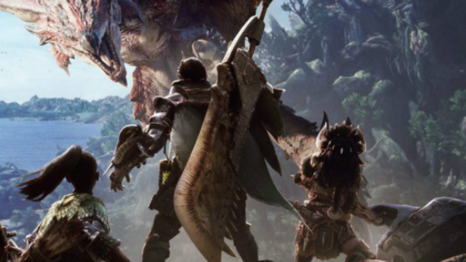Capcom Might Consider a Character Creator Do-Over Feature for Monster Hunter: World if There's Fan Demand