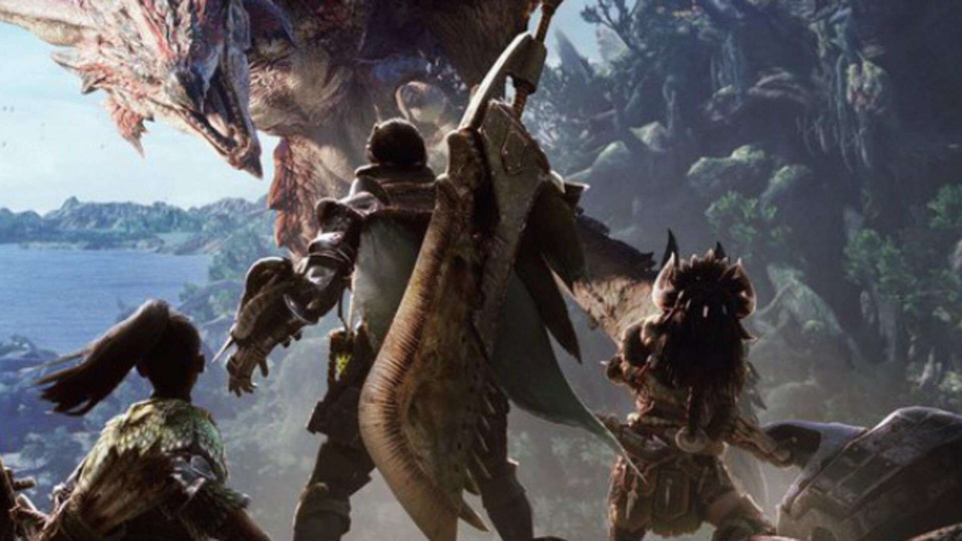 Monster Hunter World is the Biggest New Game Launch on Steam This Year