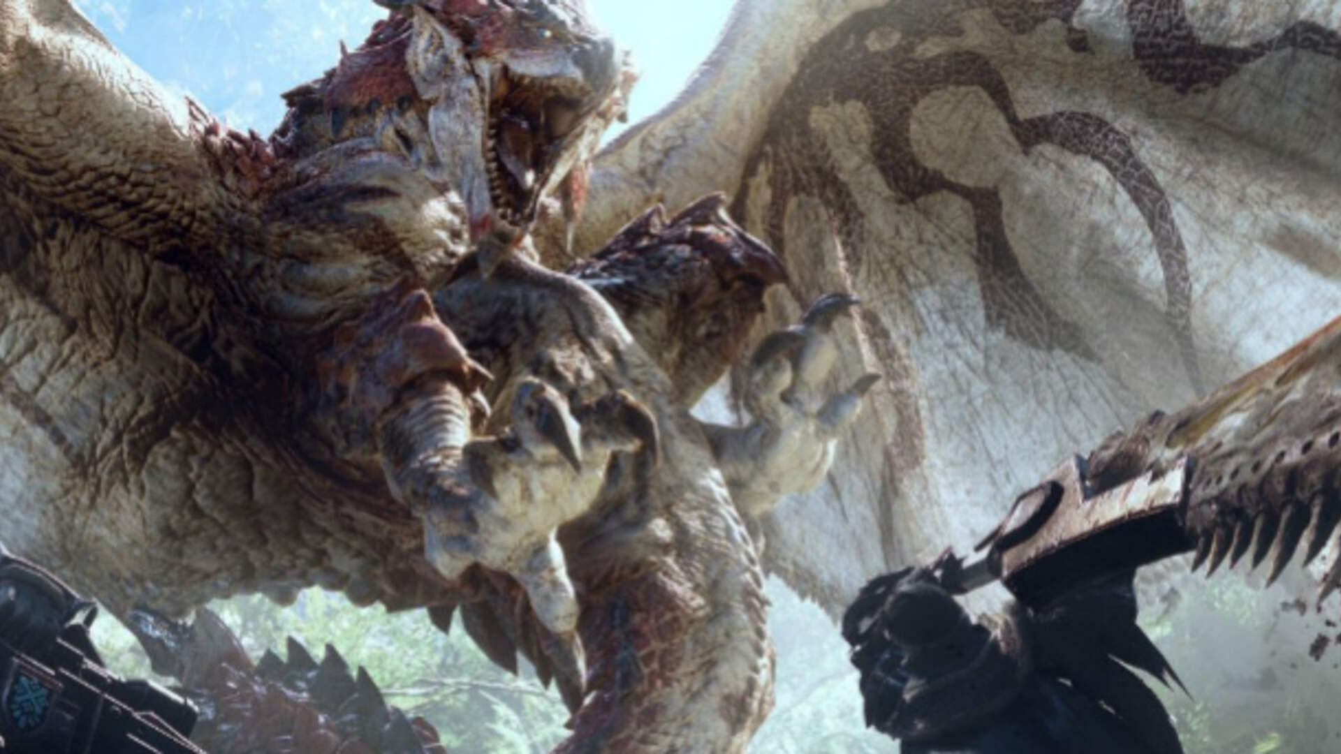 USgamer Lunch Hour: Team USG in Monster Hunter World [Done]