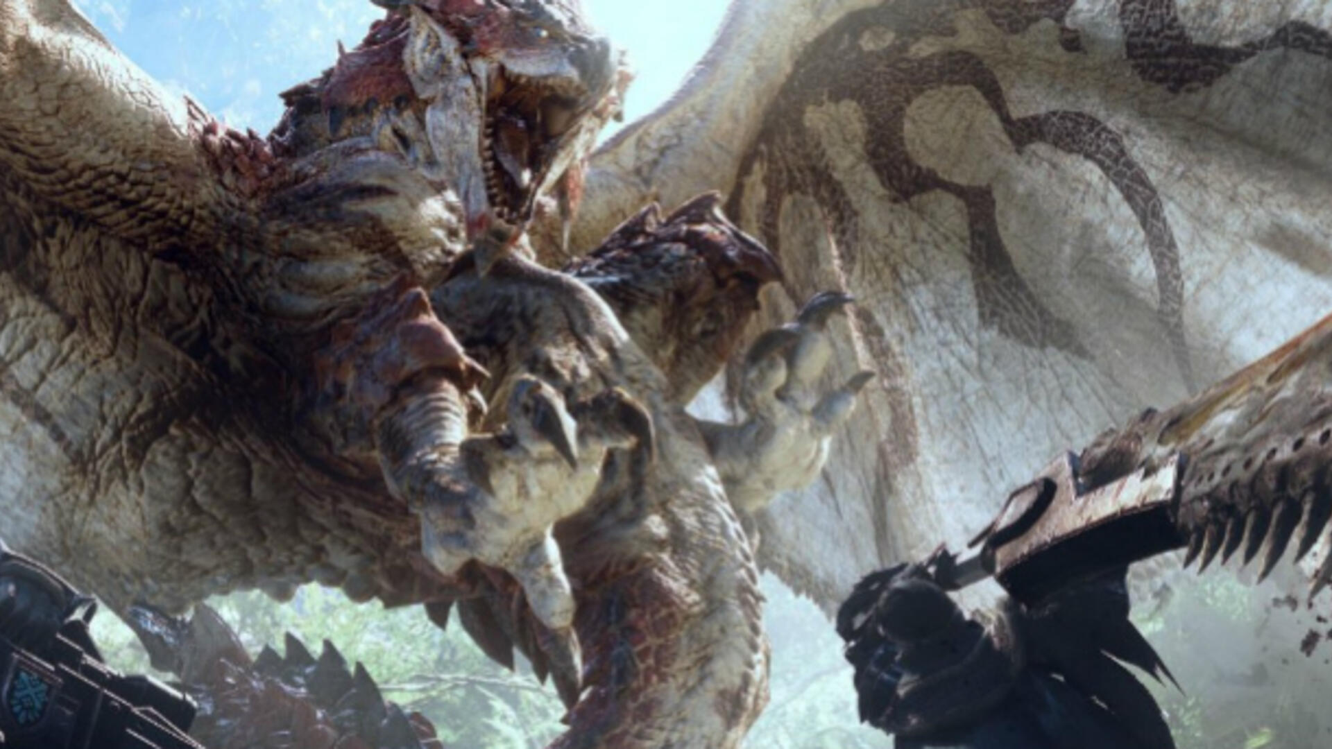 Monster Hunter World Details All 14 Weapon Types In Video