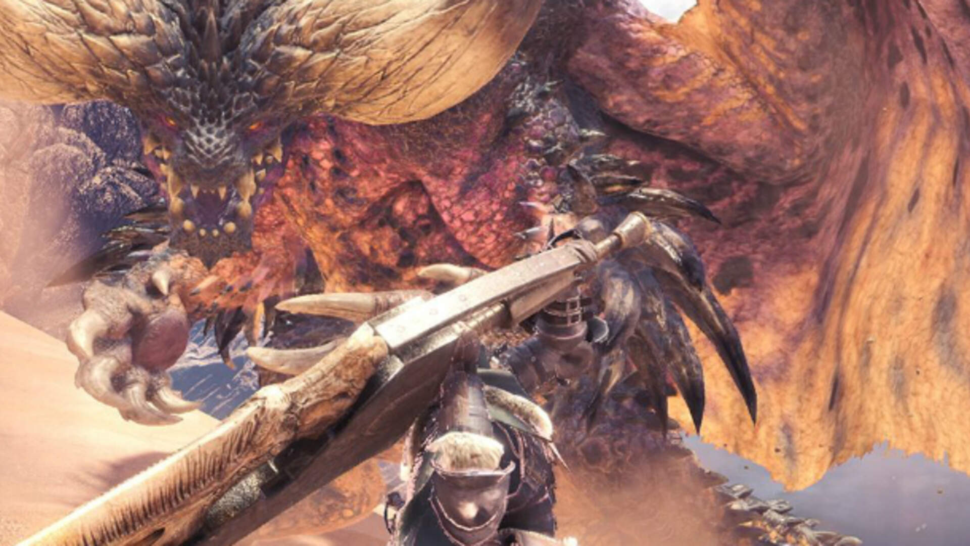 Skyrim dev Wants to Port Monster Hunter: World to Switch