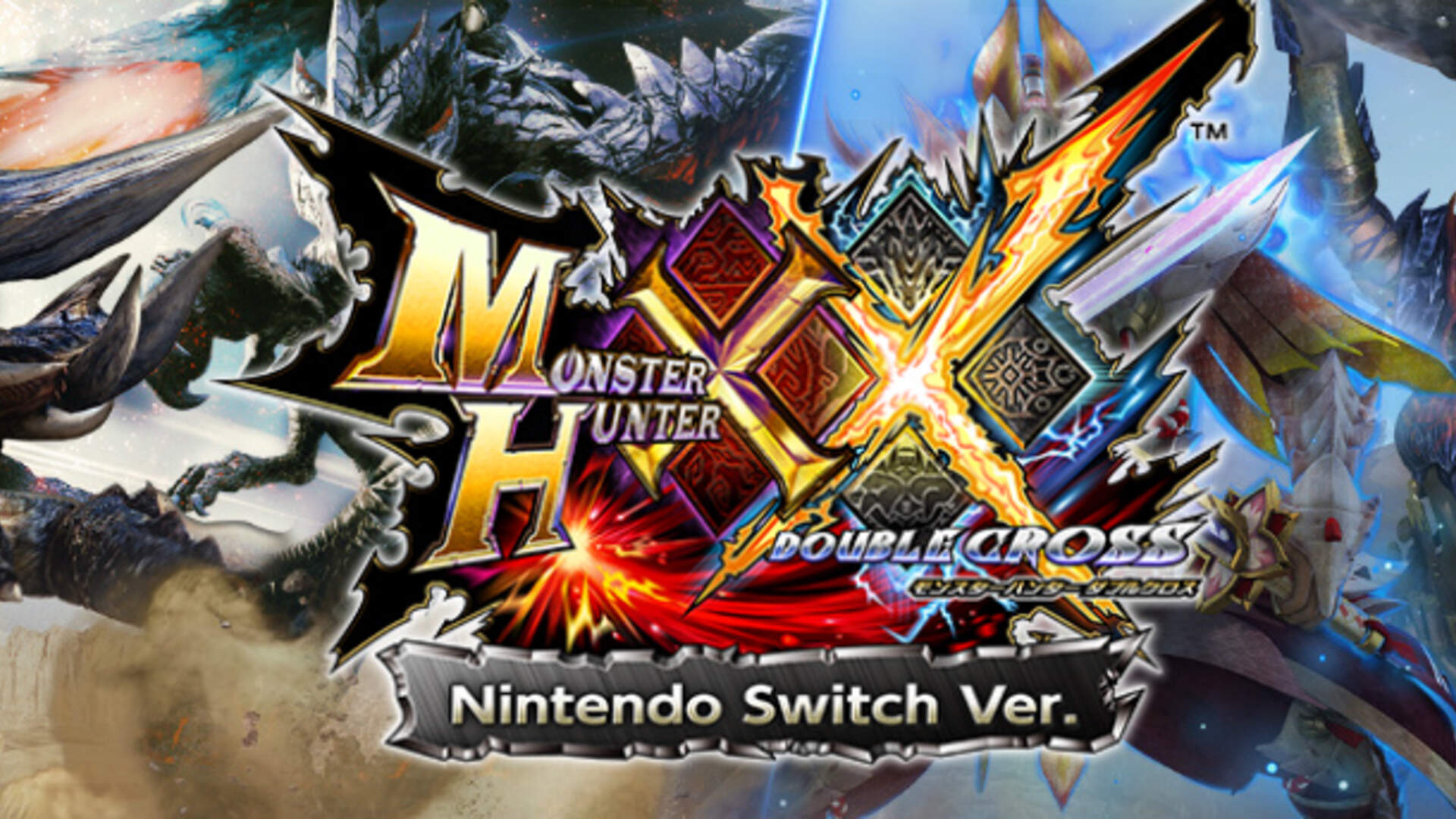 Monster Hunter XX Switch Coming In August, 3DS Save Transfers and Cross-Play Confirmed