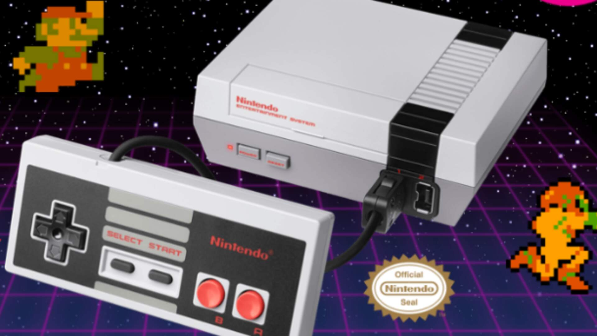 Nintendo NES Classic is Available: Here's Where to Buy One