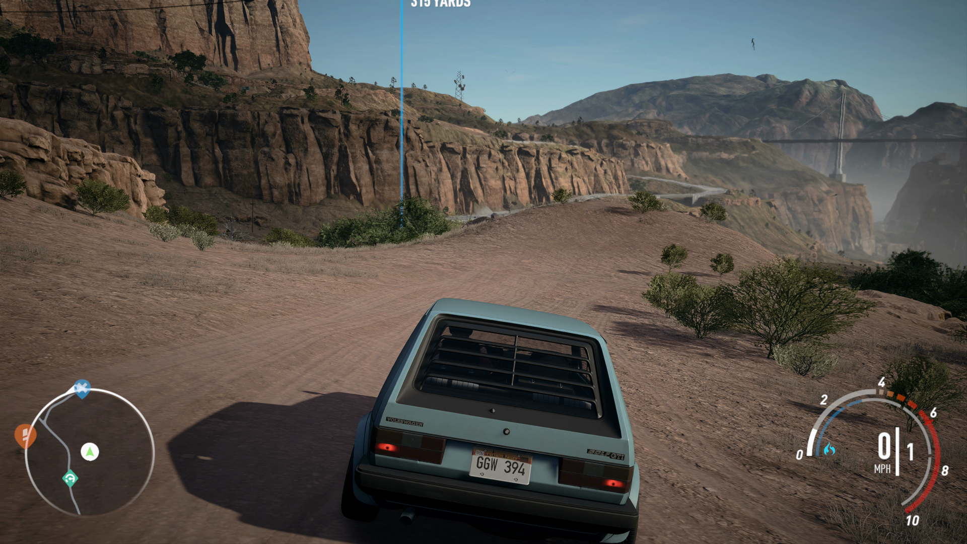Need For Speed Payback Ford Mustang 1965 Derelict Parts Location
