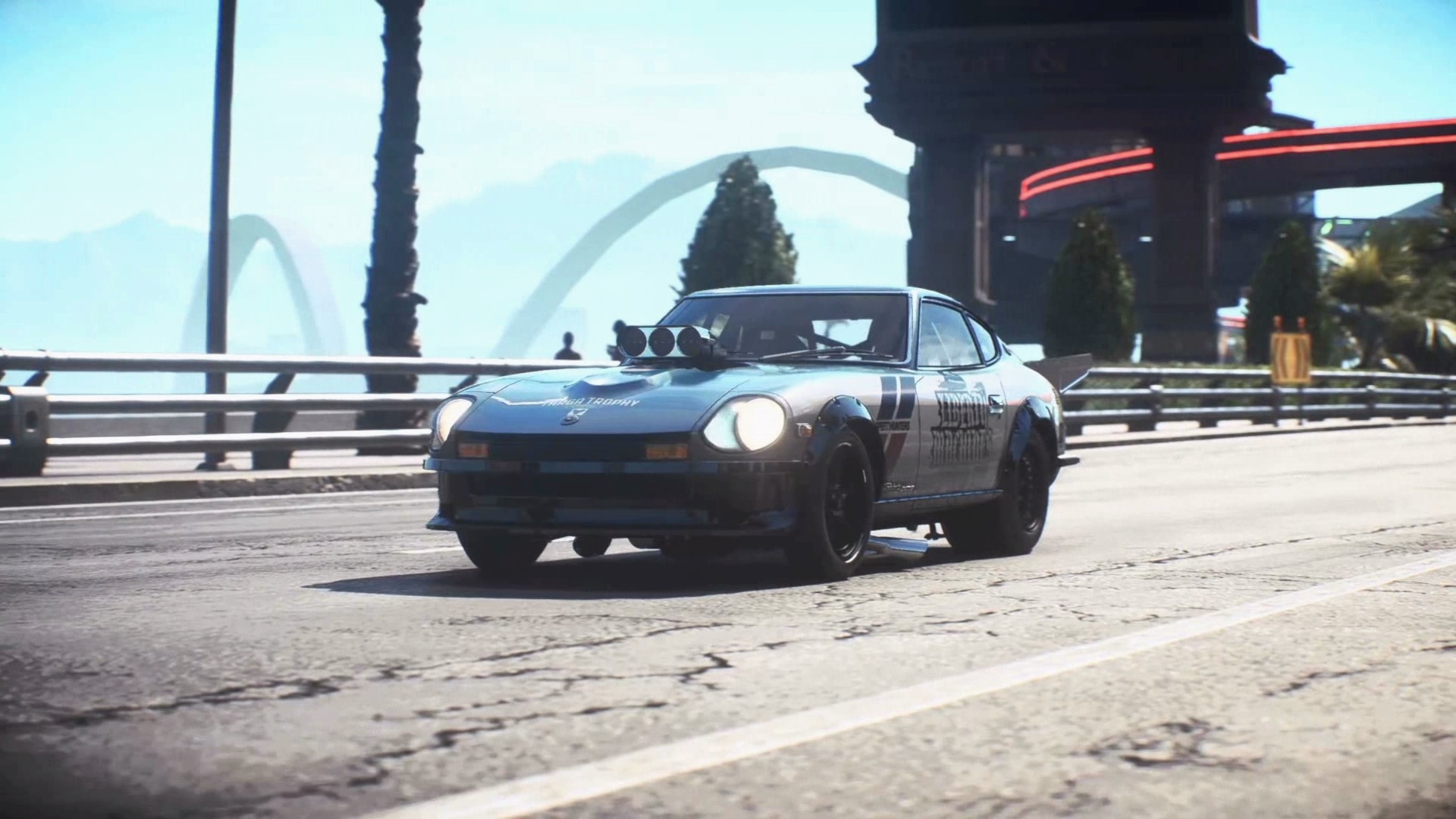 Need For Speed Payback Nissan Fairlady 240zg 1971 Derelict Parts