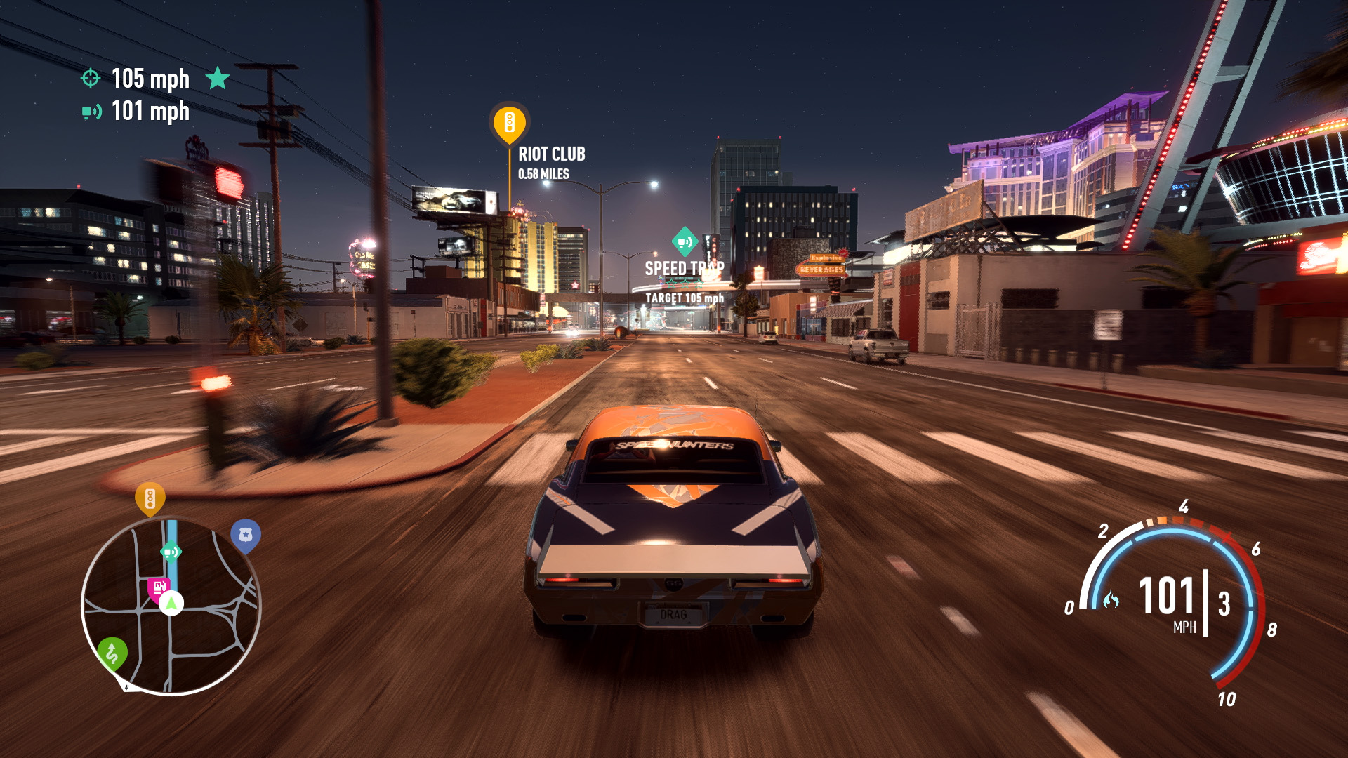 Need For Speed Payback Review Needs More Tuning Usgamer