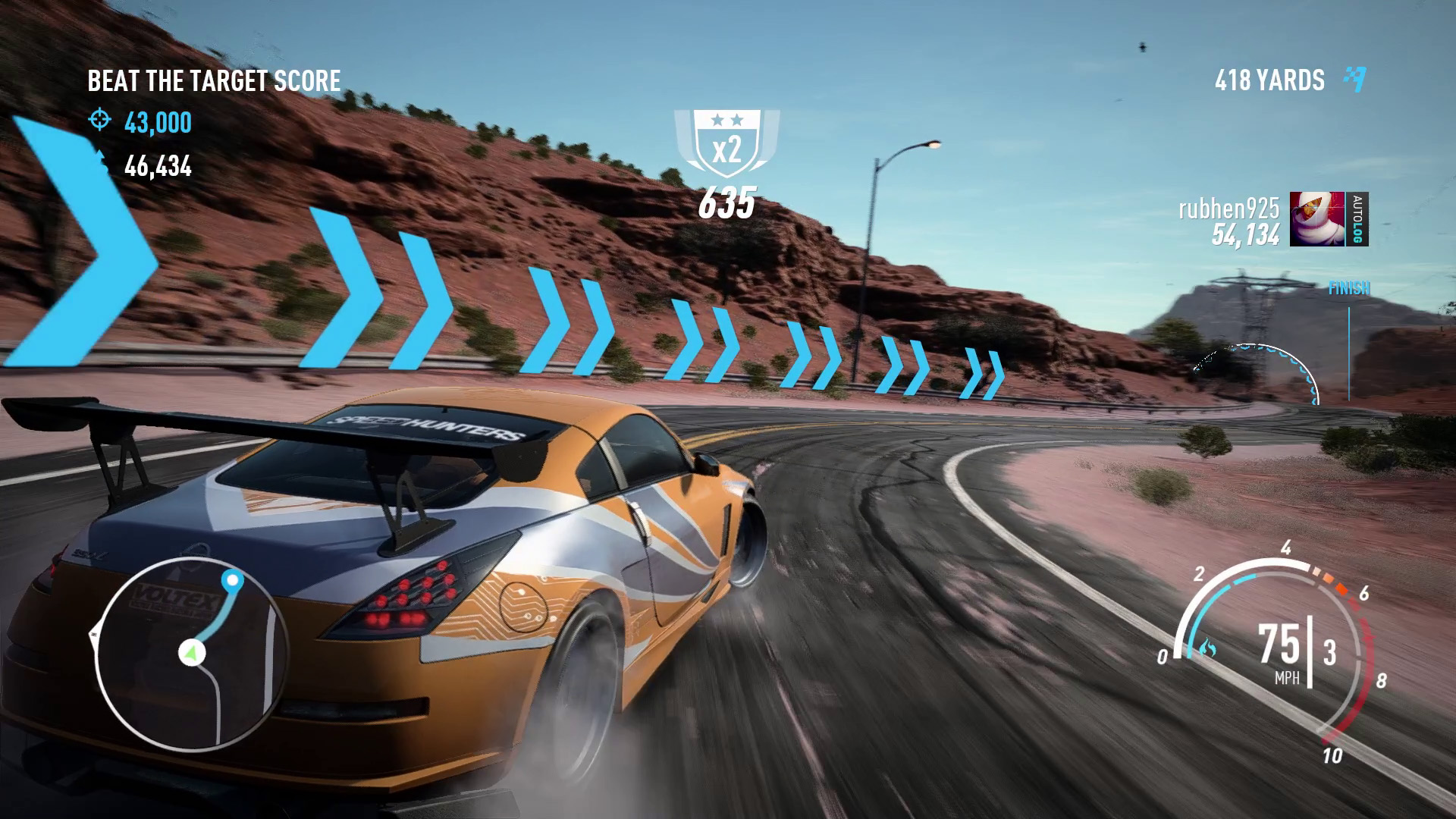 Need for Speed Payback Review: Needs More Tuning | USgamer