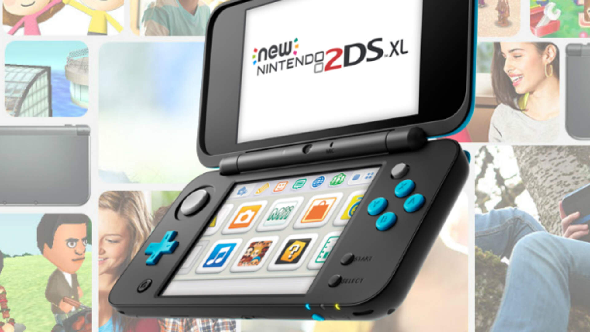 New Nintendo 2DS XL Is a Superb Swan Song for the System