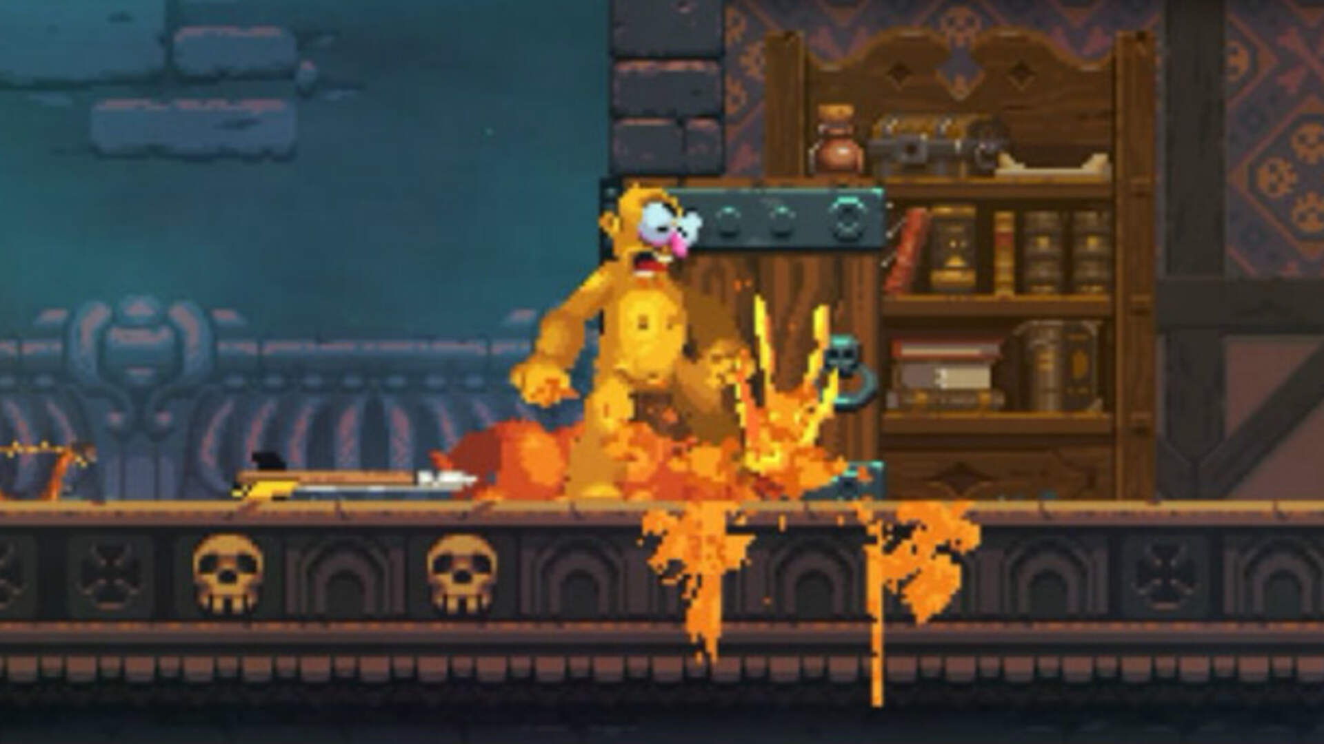 """Nidhogg 2 Is More Than Just """"A Better Version of Nidhogg"""""""