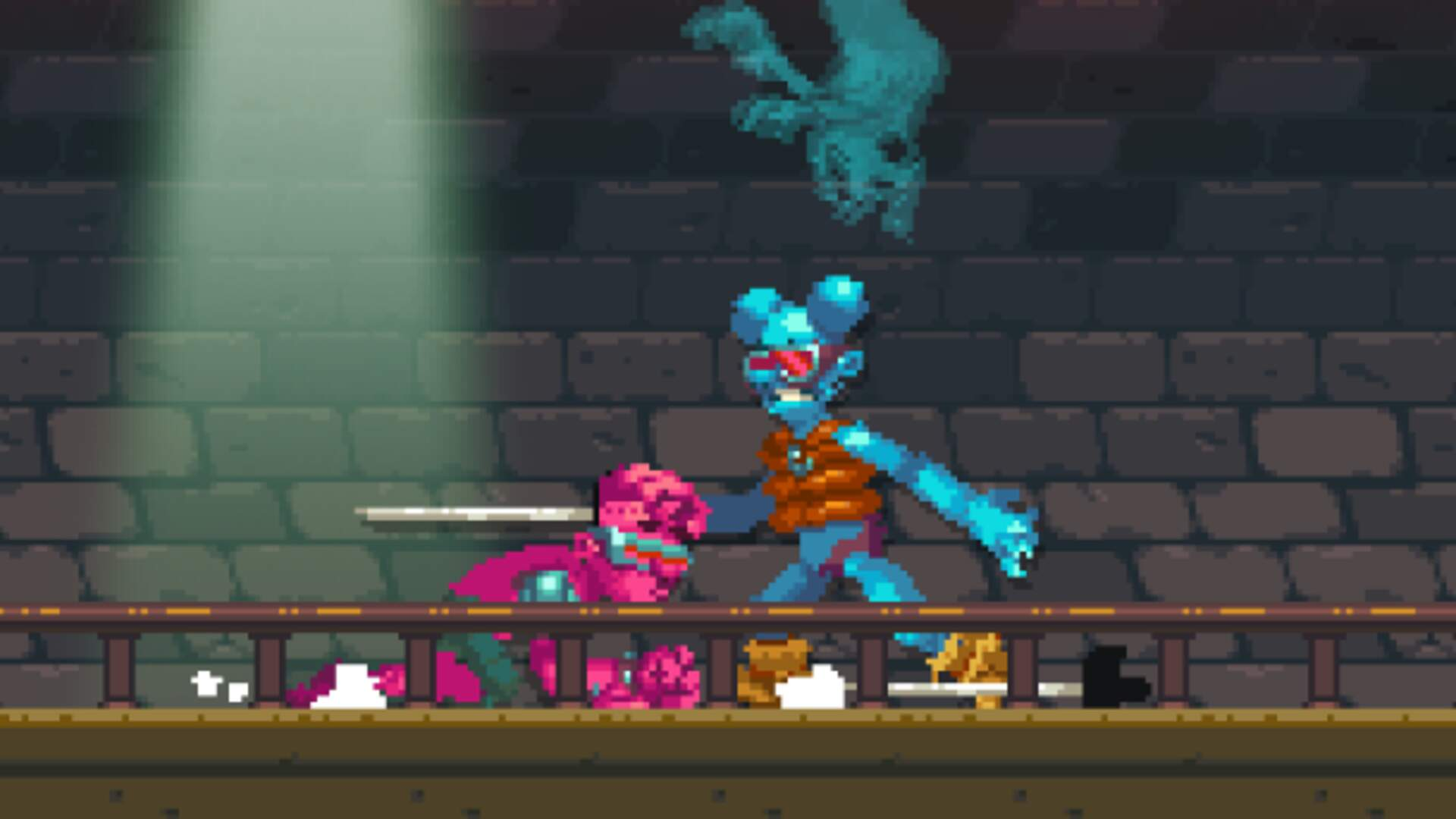 Nidhogg 2 Stomps Heads This August