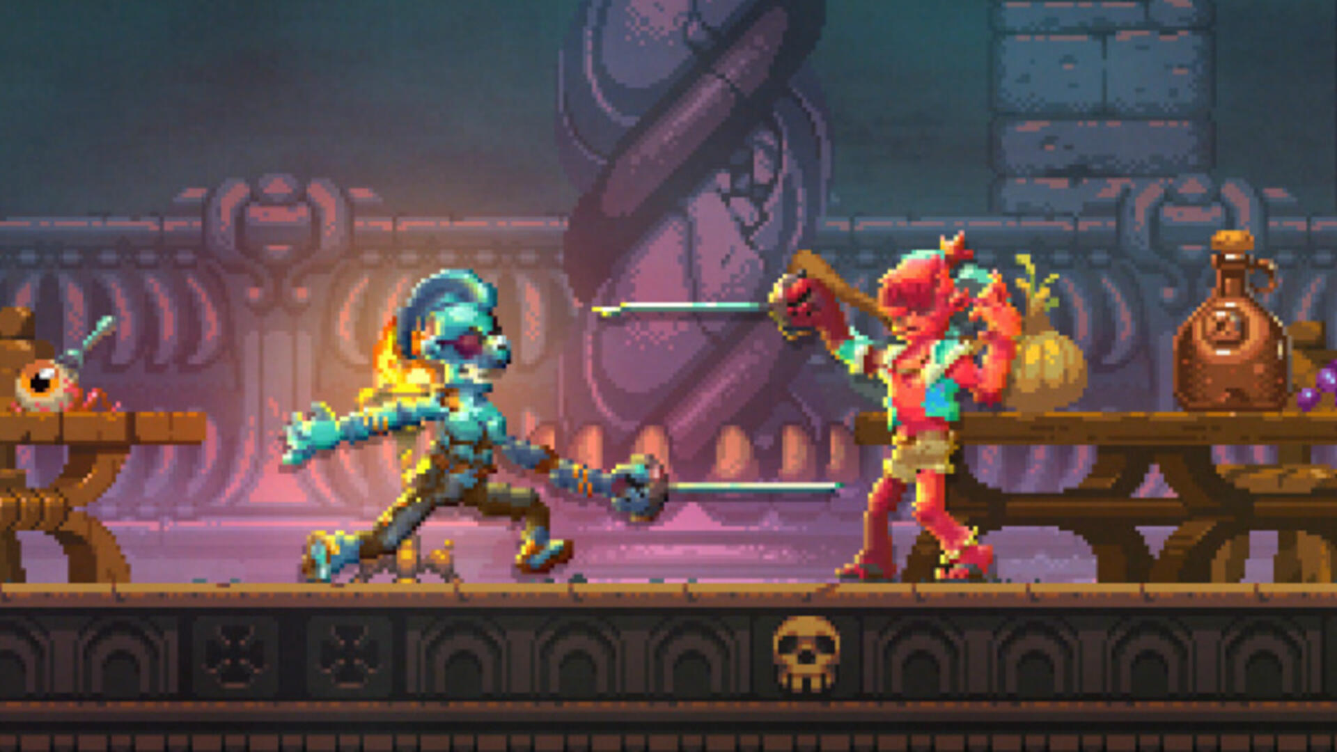 Nidhogg 2 Review: A New Look For An Old Friend