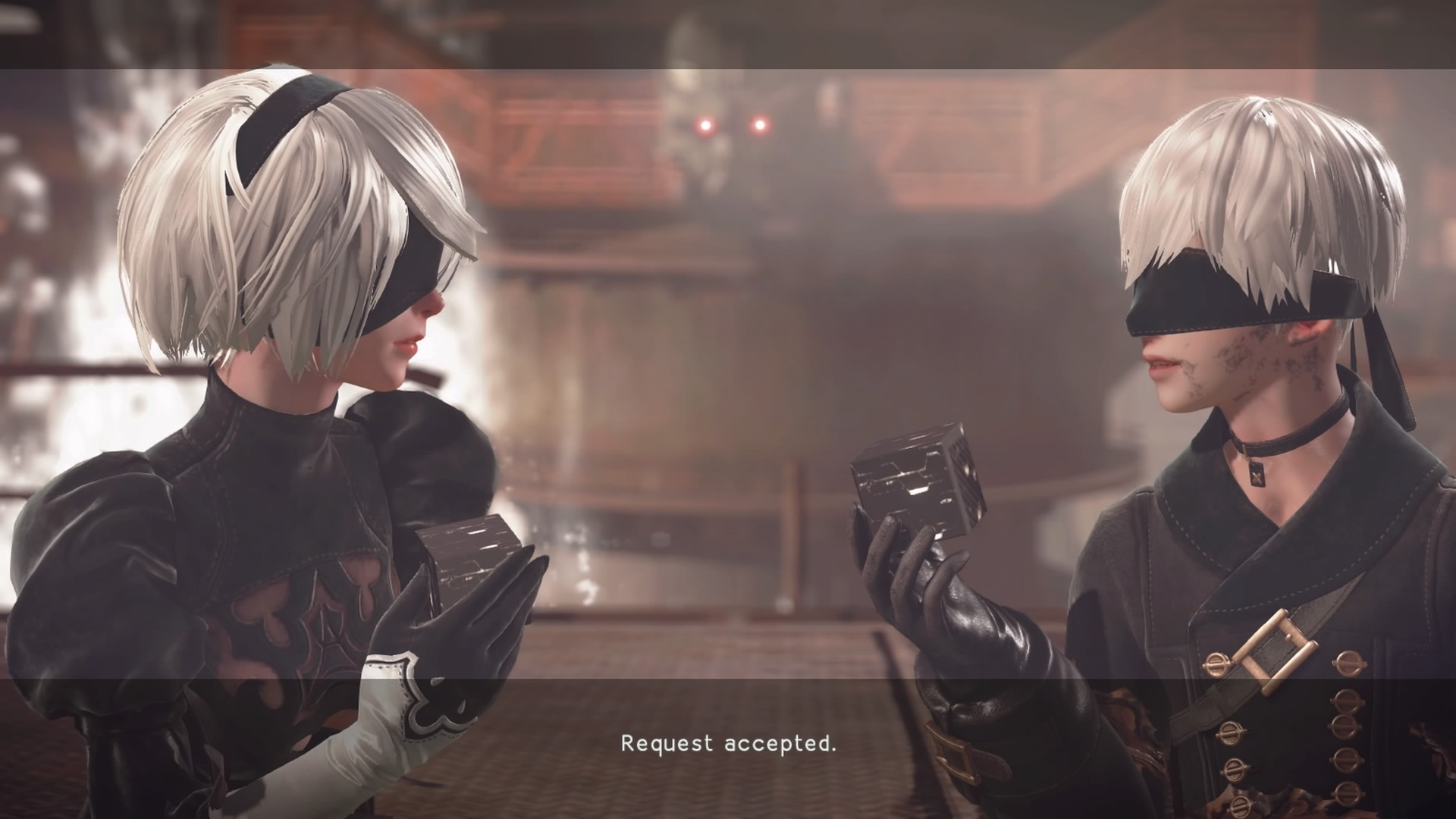 Premise Indicator Words: Nier: Automata And The Illusion Of Survival