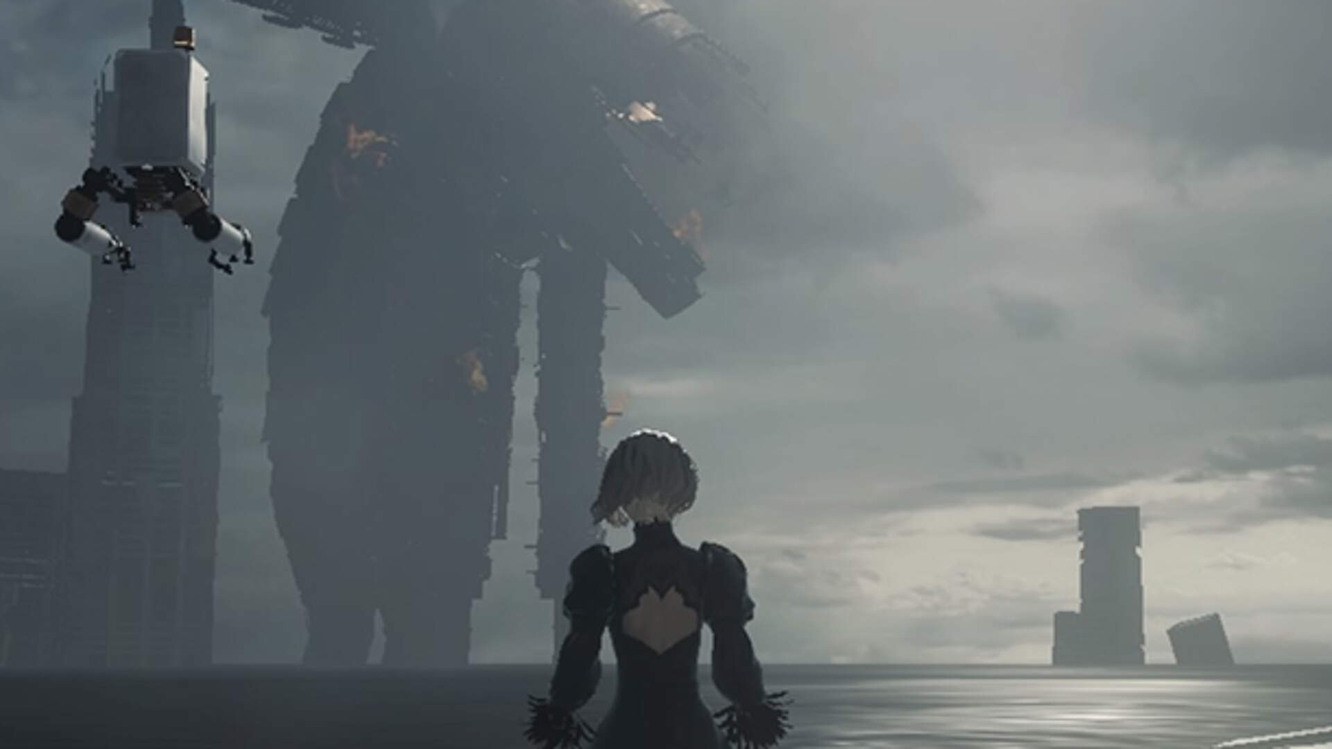 Nier: Automata and the Illusion of Survival