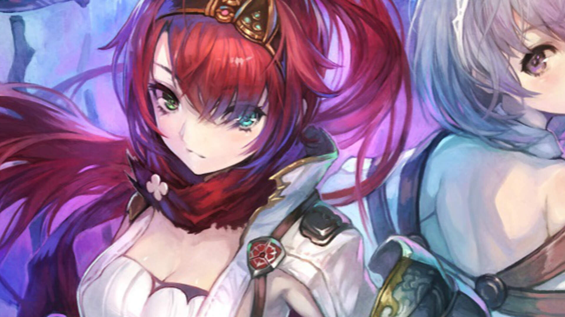 Nights Of Azure 2 Heads West On Switch Ps4 And Pc This October