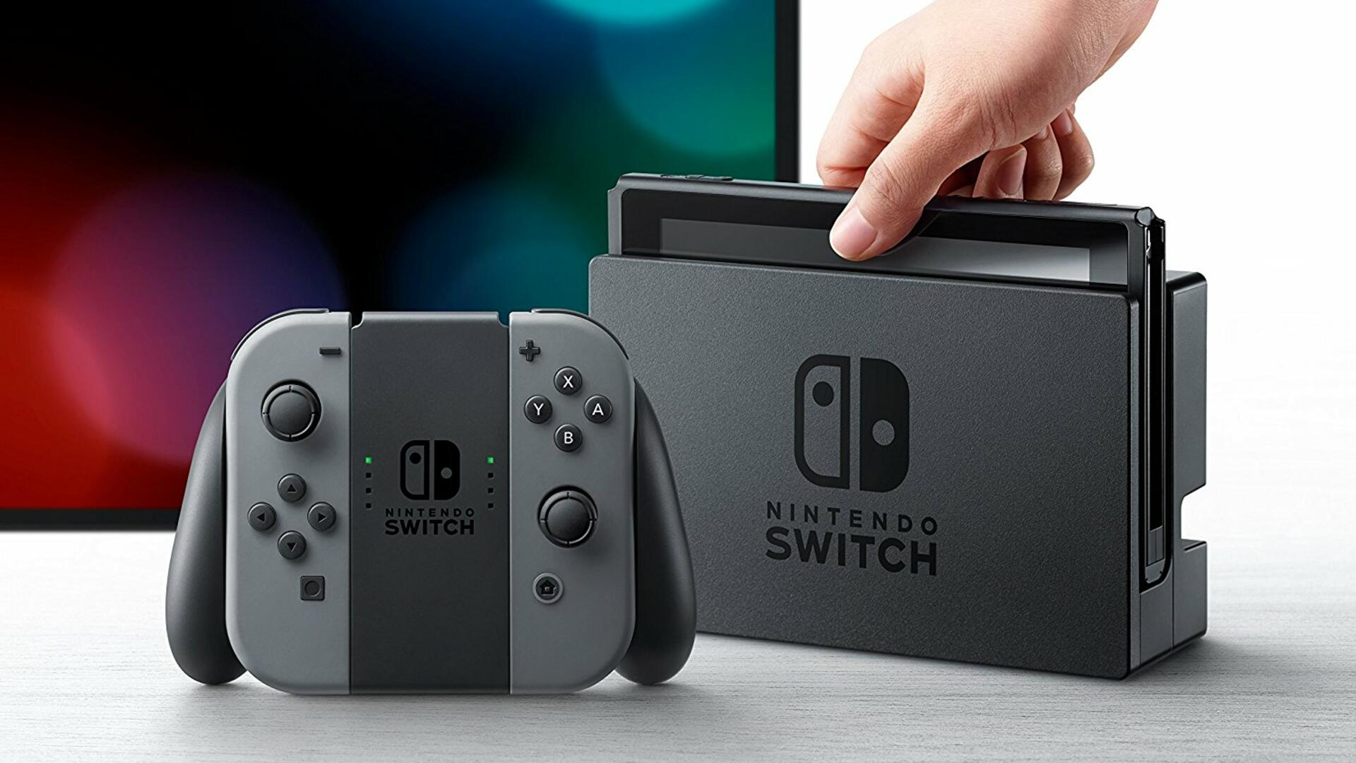 Report: Nintendo Planning New Switch Revision With Emphasis on Portability