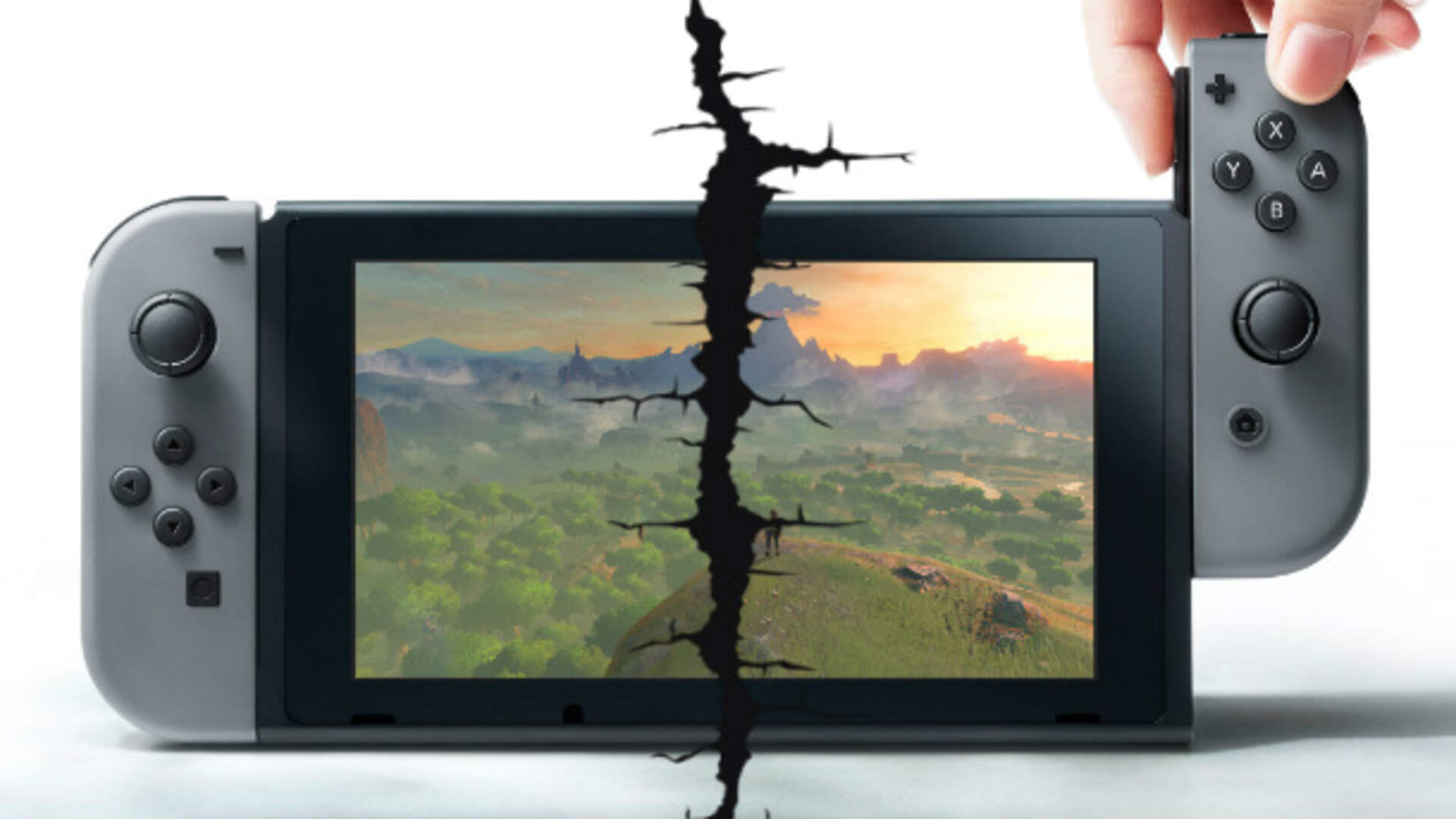 Nintendo Switch Battles Launch Hardware Issues