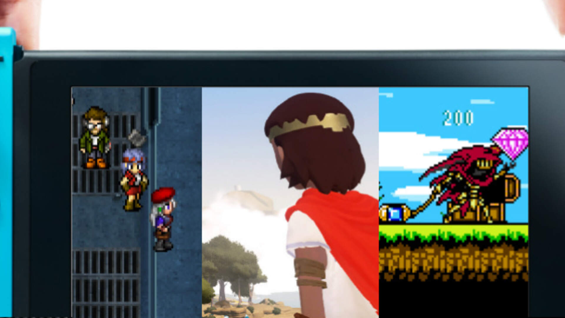 Switch-ing On Indie Support For Nintendo's New Platform