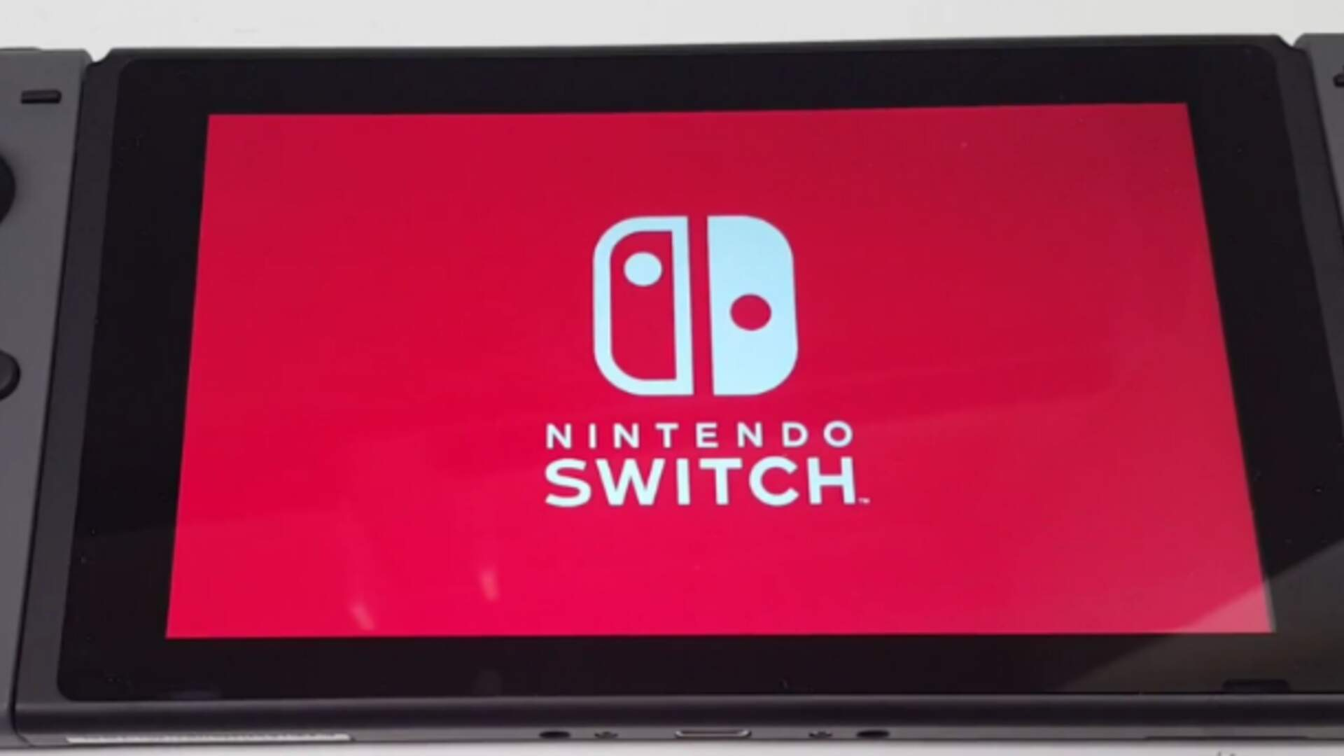 Nintendo Switch Is Out In The Wild Already [Update]