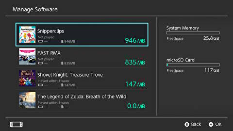 Nintendo Switch Save Data Is Stuck On Your System   USgamer