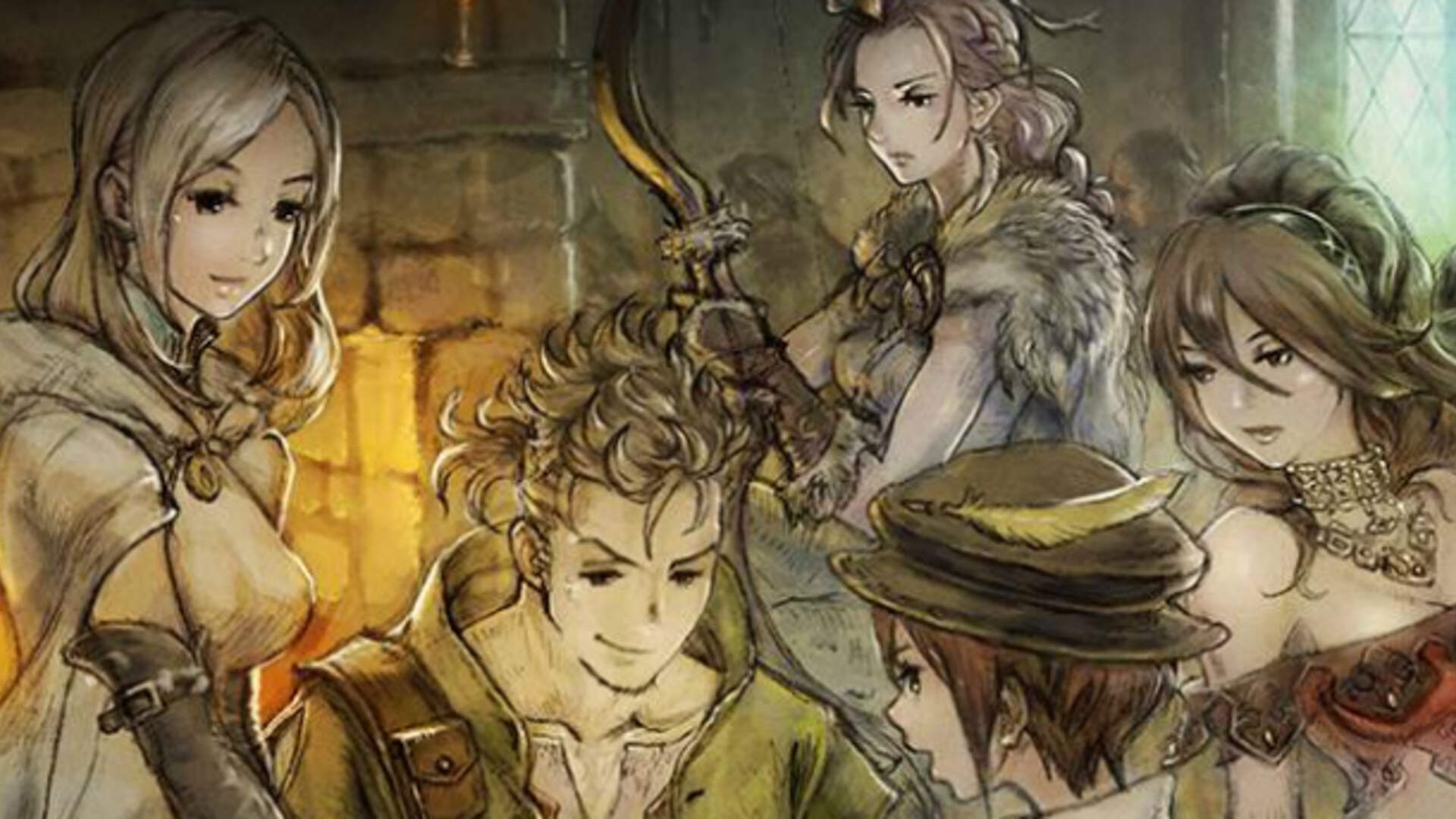 Bravely Default Producer Working on Octopath Traveler For Switch