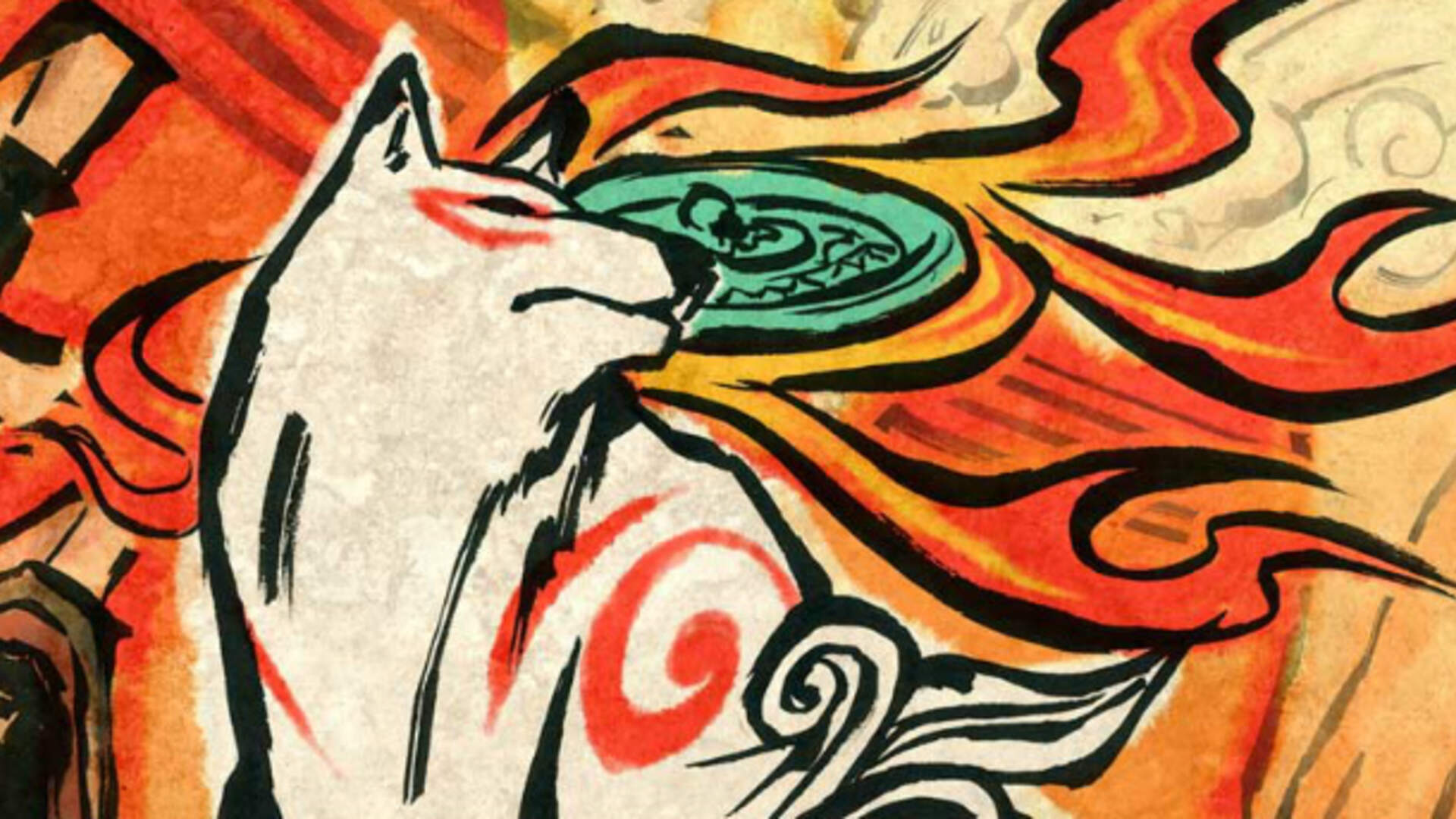 Okami HD Pre-Orders Are Live for PS4 and Xbox One Now