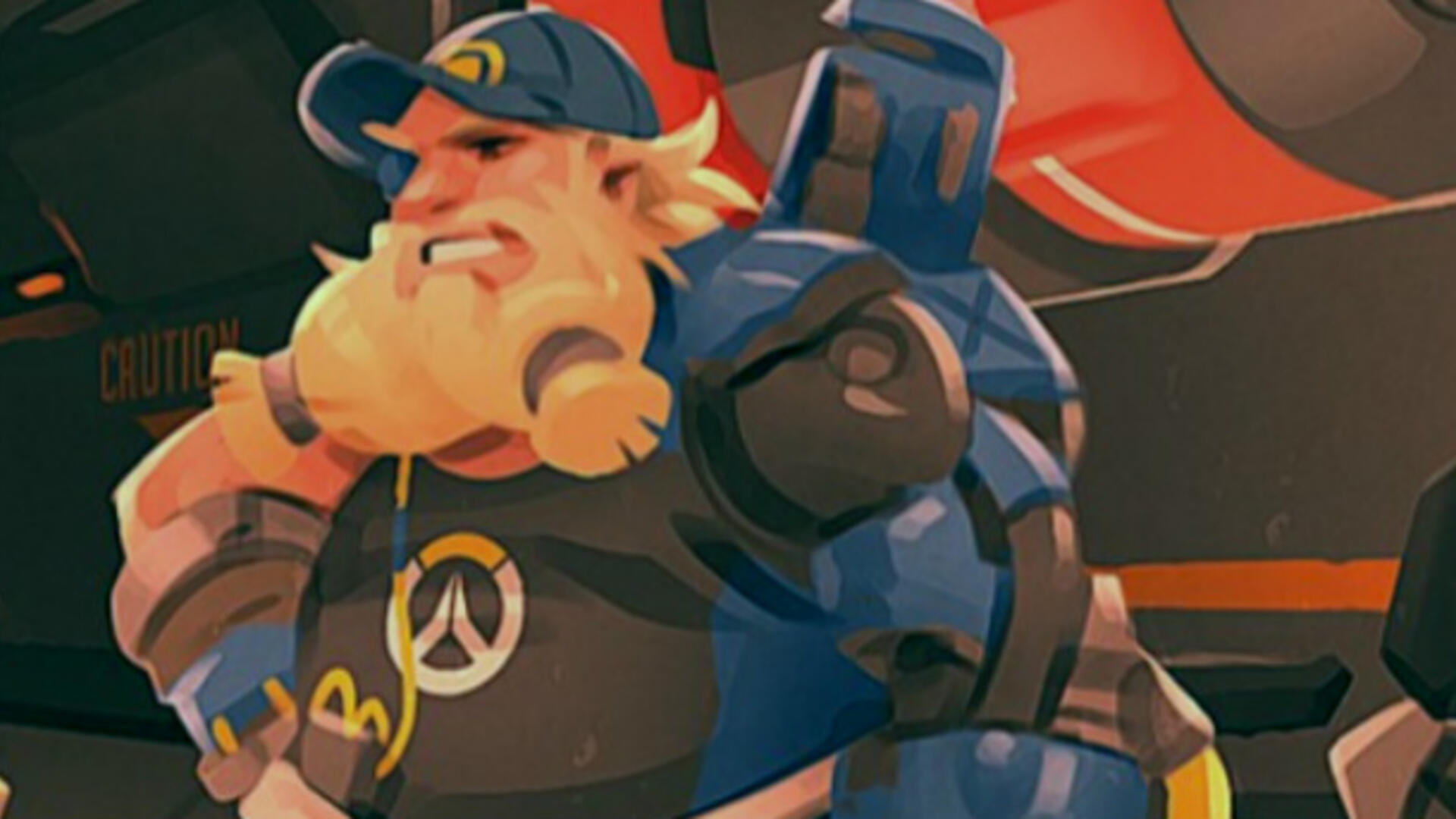 Overwatch Comic Hints At Old-School Skins For Upcoming Event