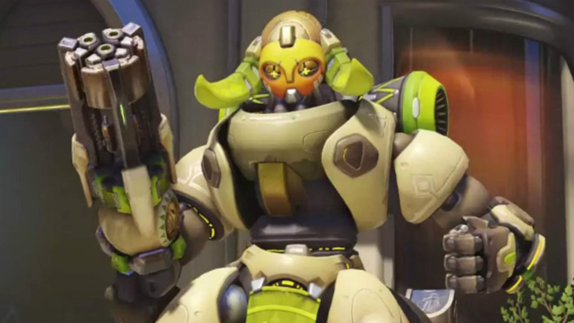 Move Over Reinhardt, There's a New Protective Barrier-Wielding Tank in Town