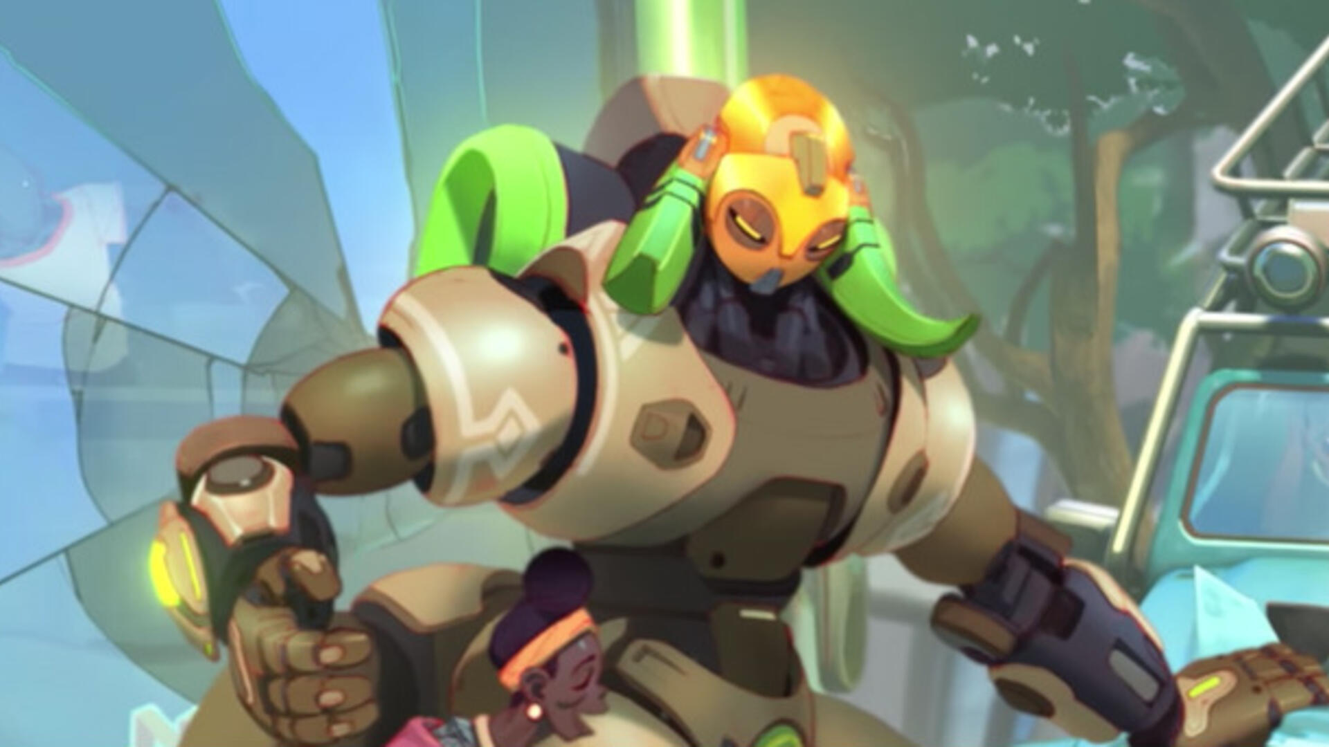 """Overwatch's Orisa """"Will Go Live Later This Month"""" After More Testing"""