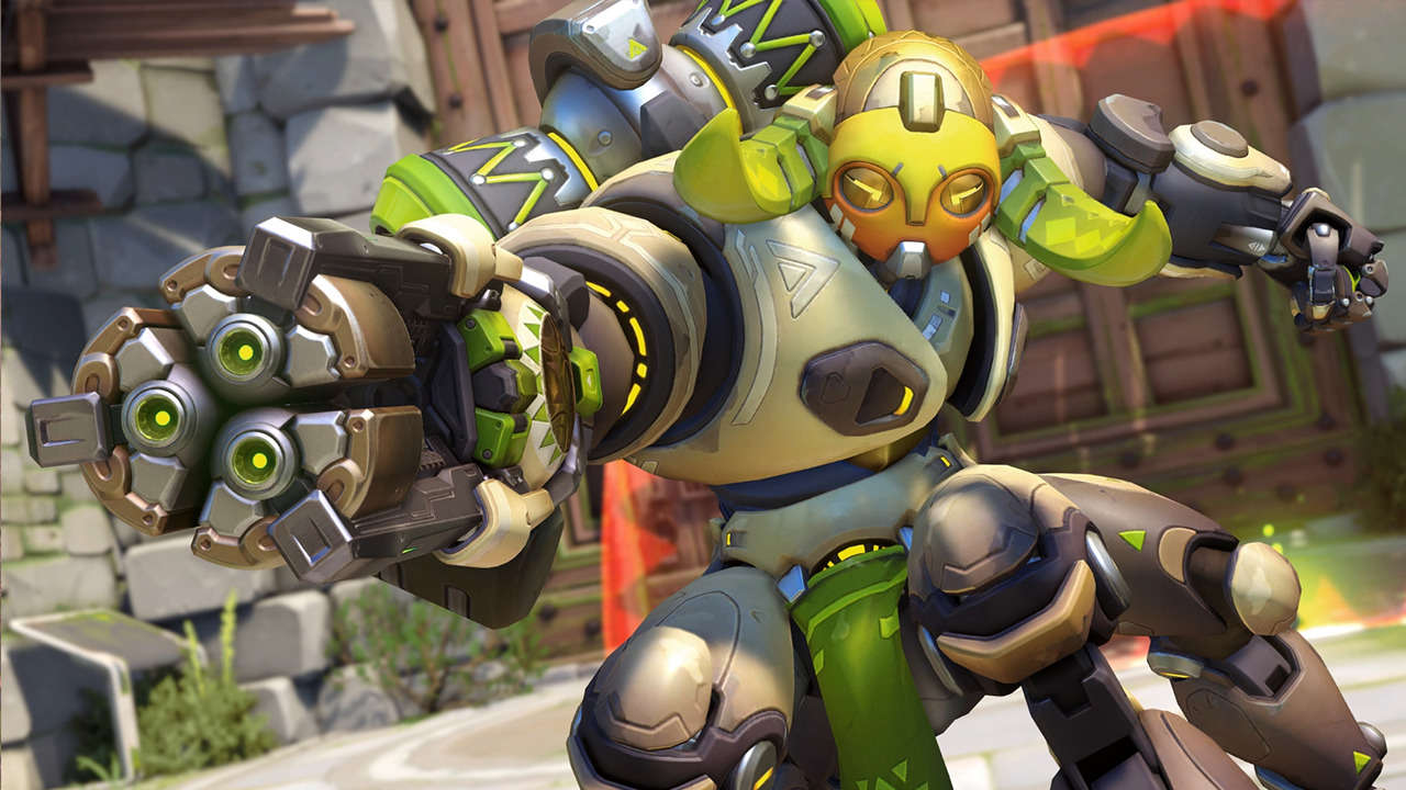 "Overwatch's Orisa ""Will Go Live Later This Month"" After"