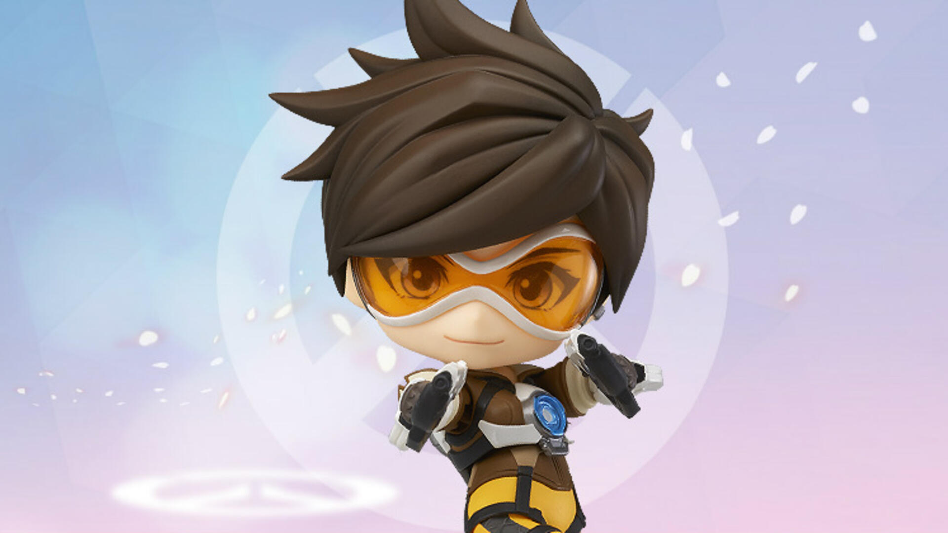 Overwatch's Tracer Gets The Adorable Nendoroid Treatment