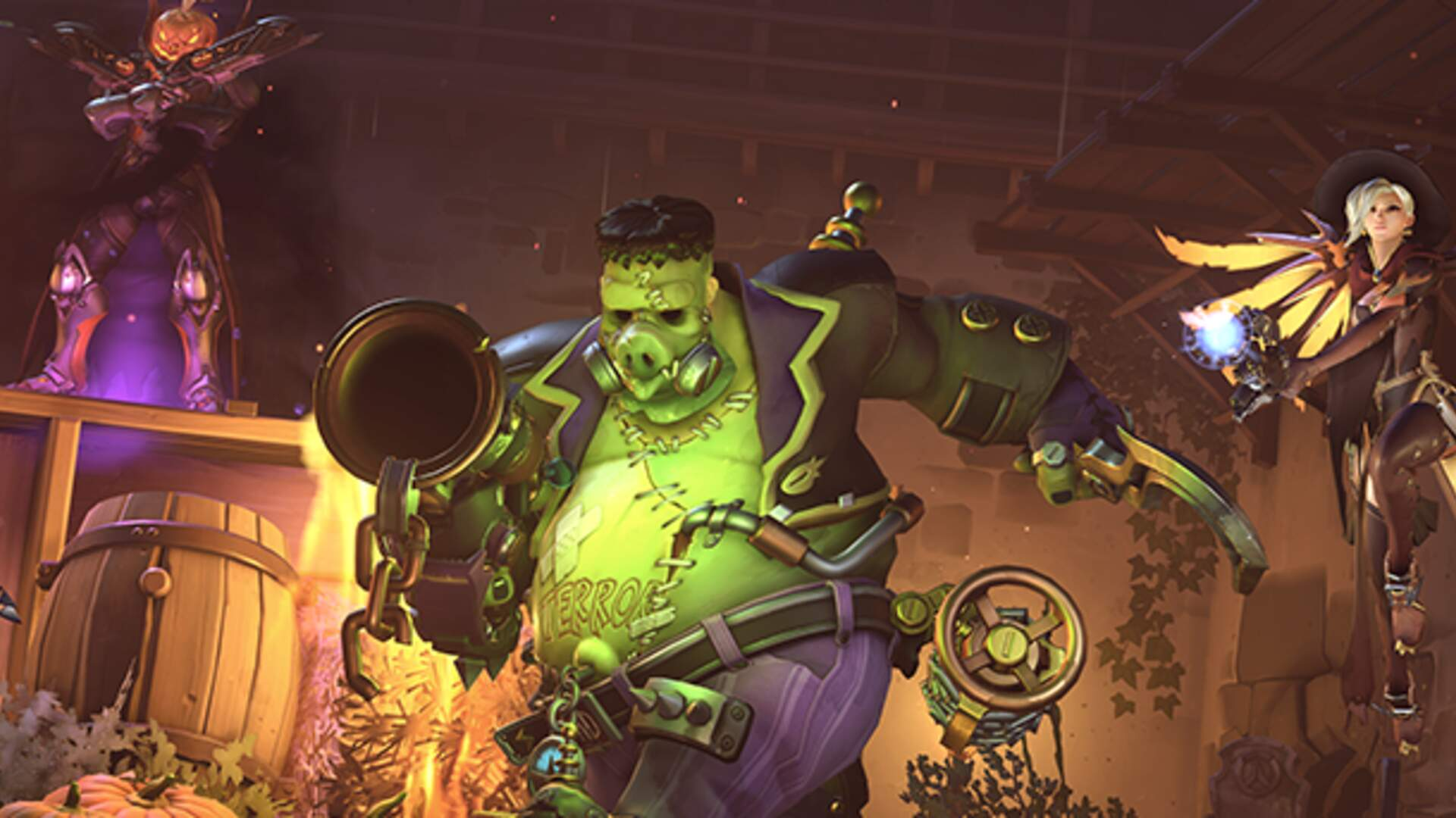 Overwatch's New Endless PvE Mode Will Test Our Limits and Wills to Live