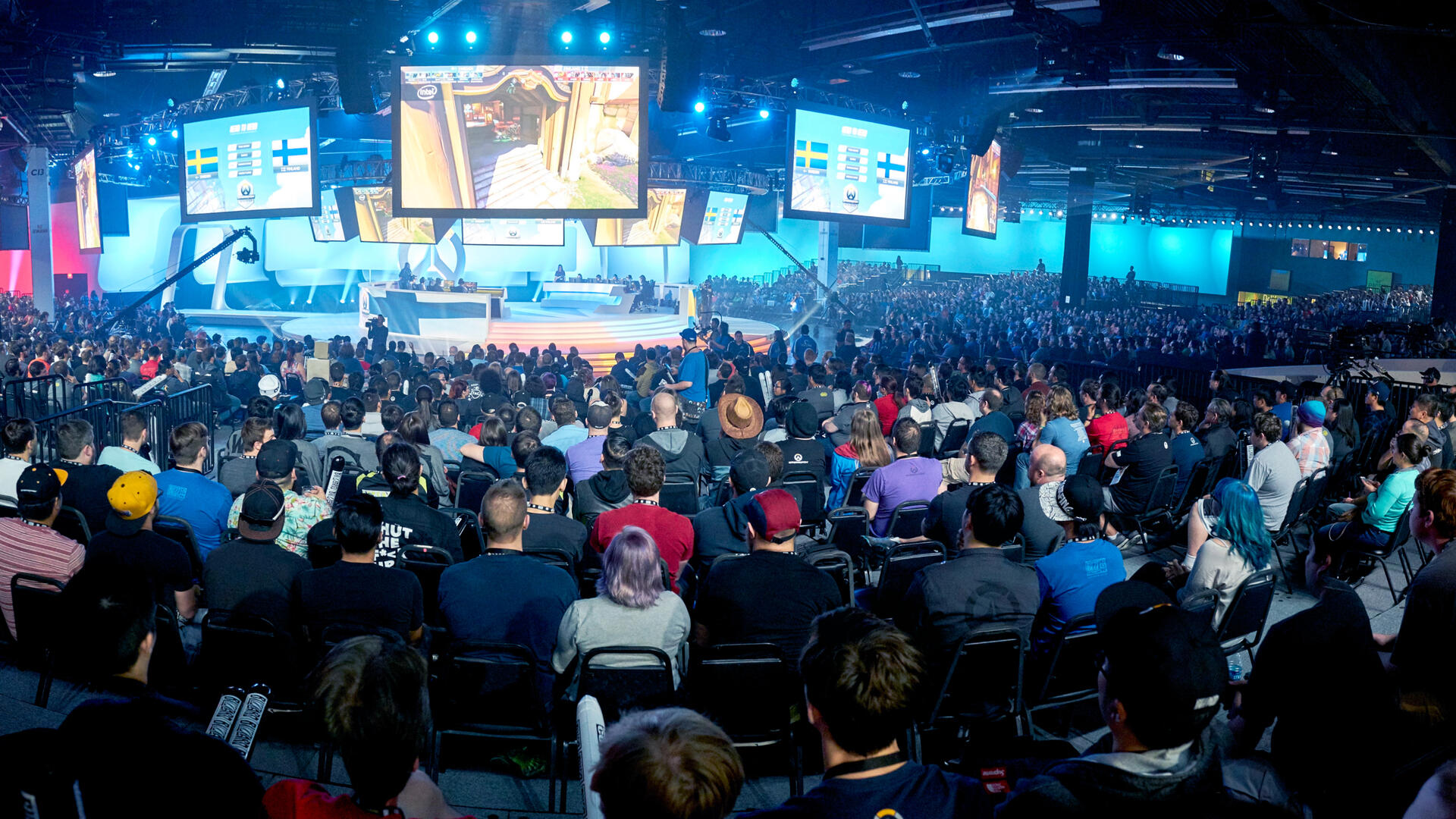 Blizzard Announces the Blizzard Arena Los Angeles for Major Esports Competitions