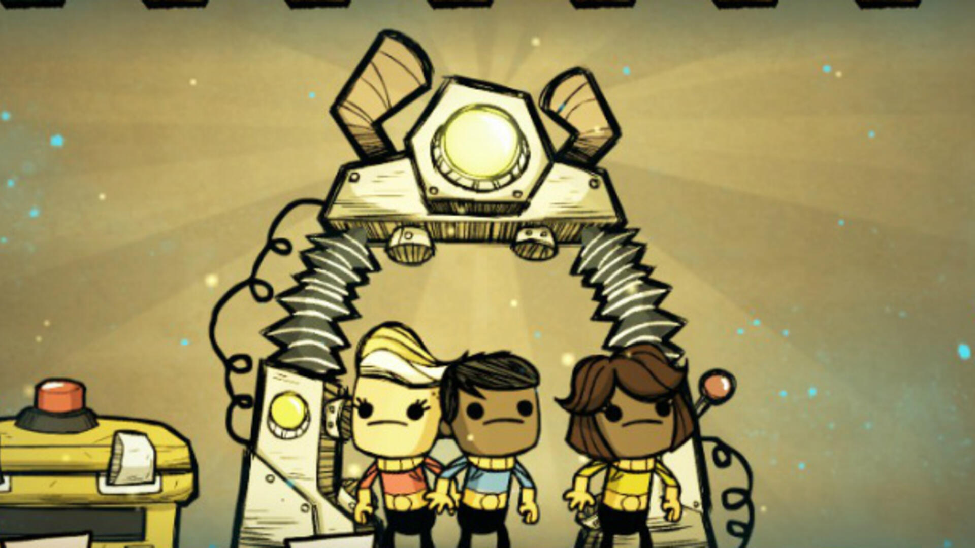 You Should Be Playing Oxygen Not Included: A Simplified, Shiny Spin on Dwarf Fortress