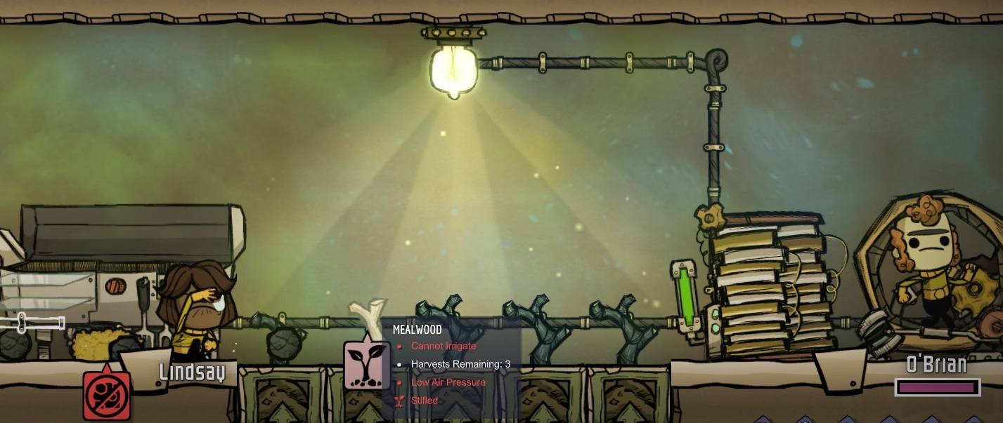 You Should Be Playing Oxygen Not Included: A Simplified, Shiny Spin