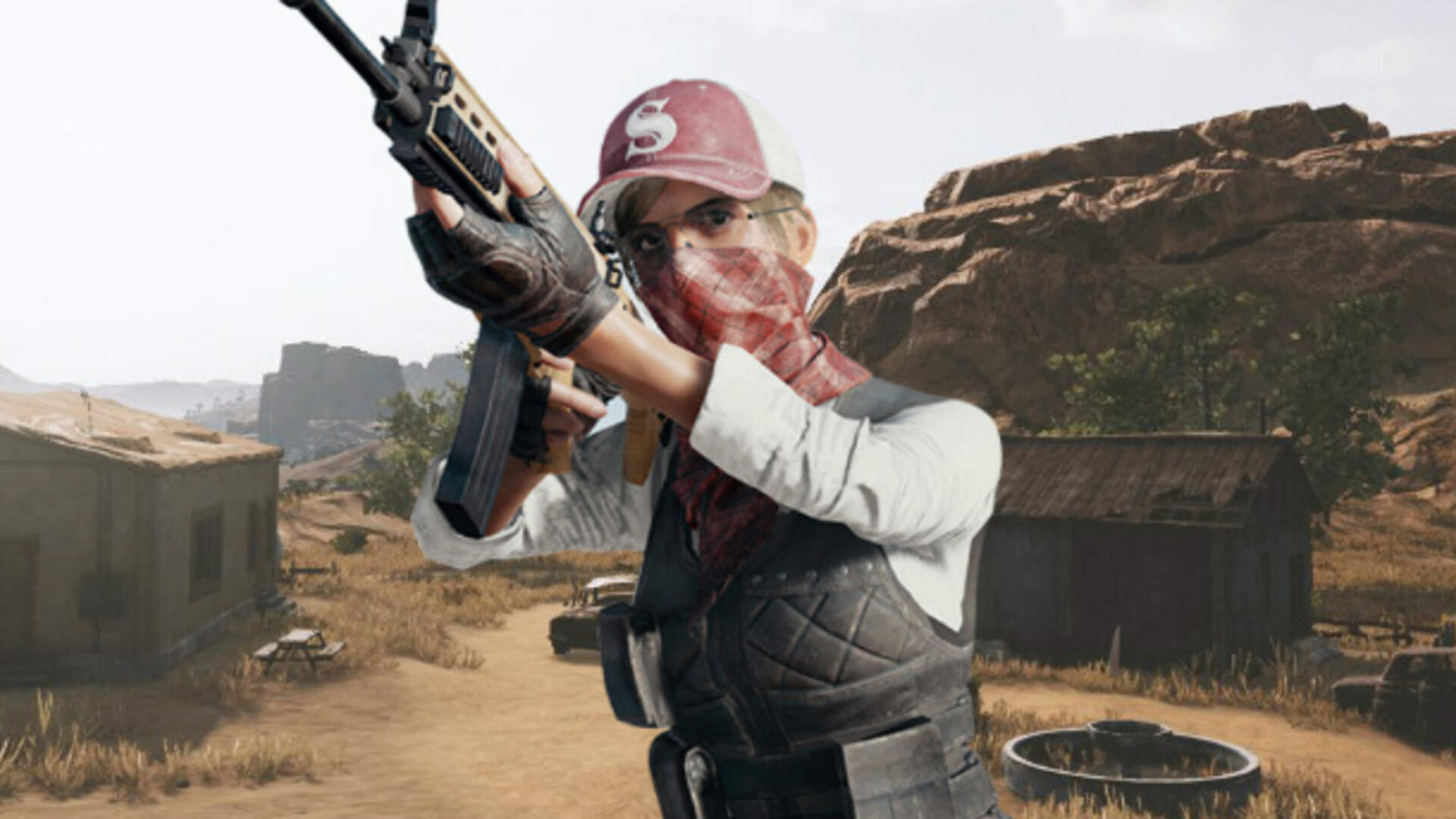 PUBG's Test Server Patch Holds Hints of the Desert Map