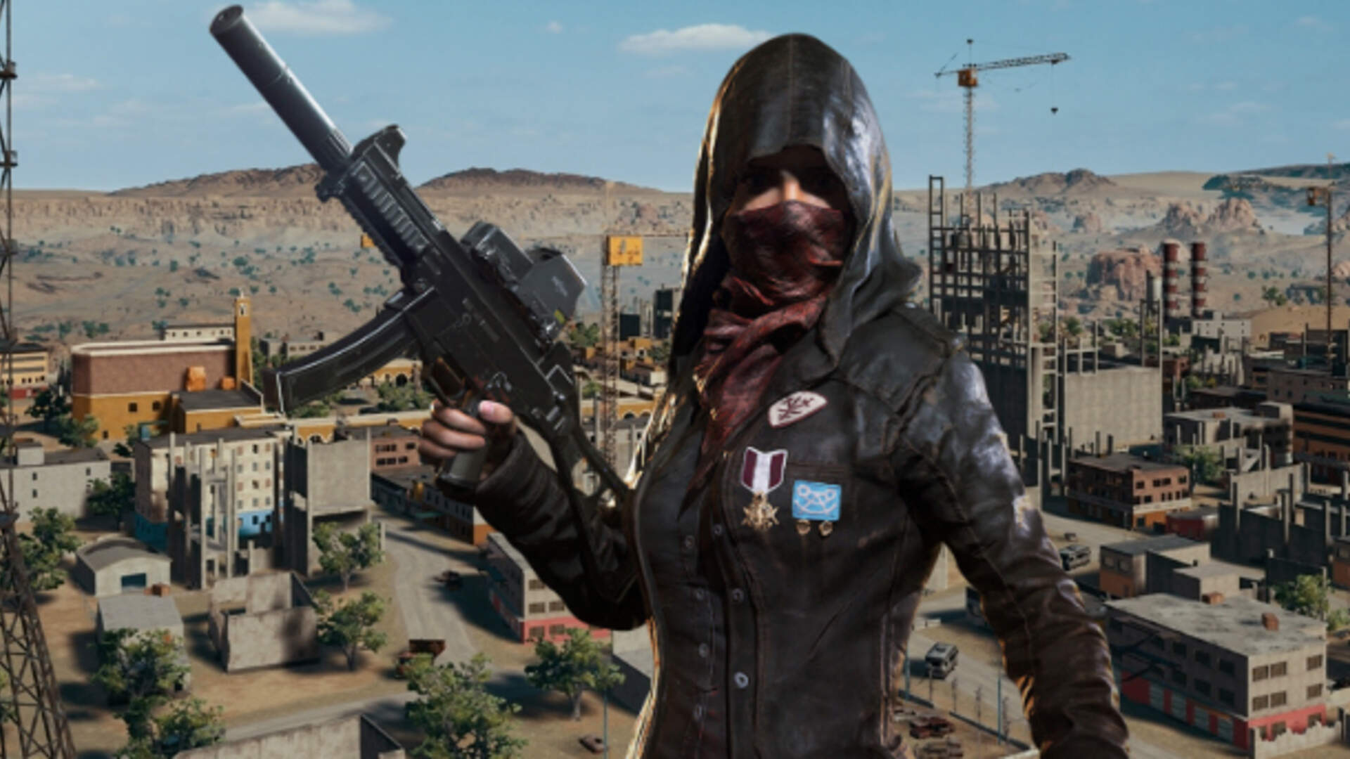 PUBG's New Desert Map Finally Has a Name