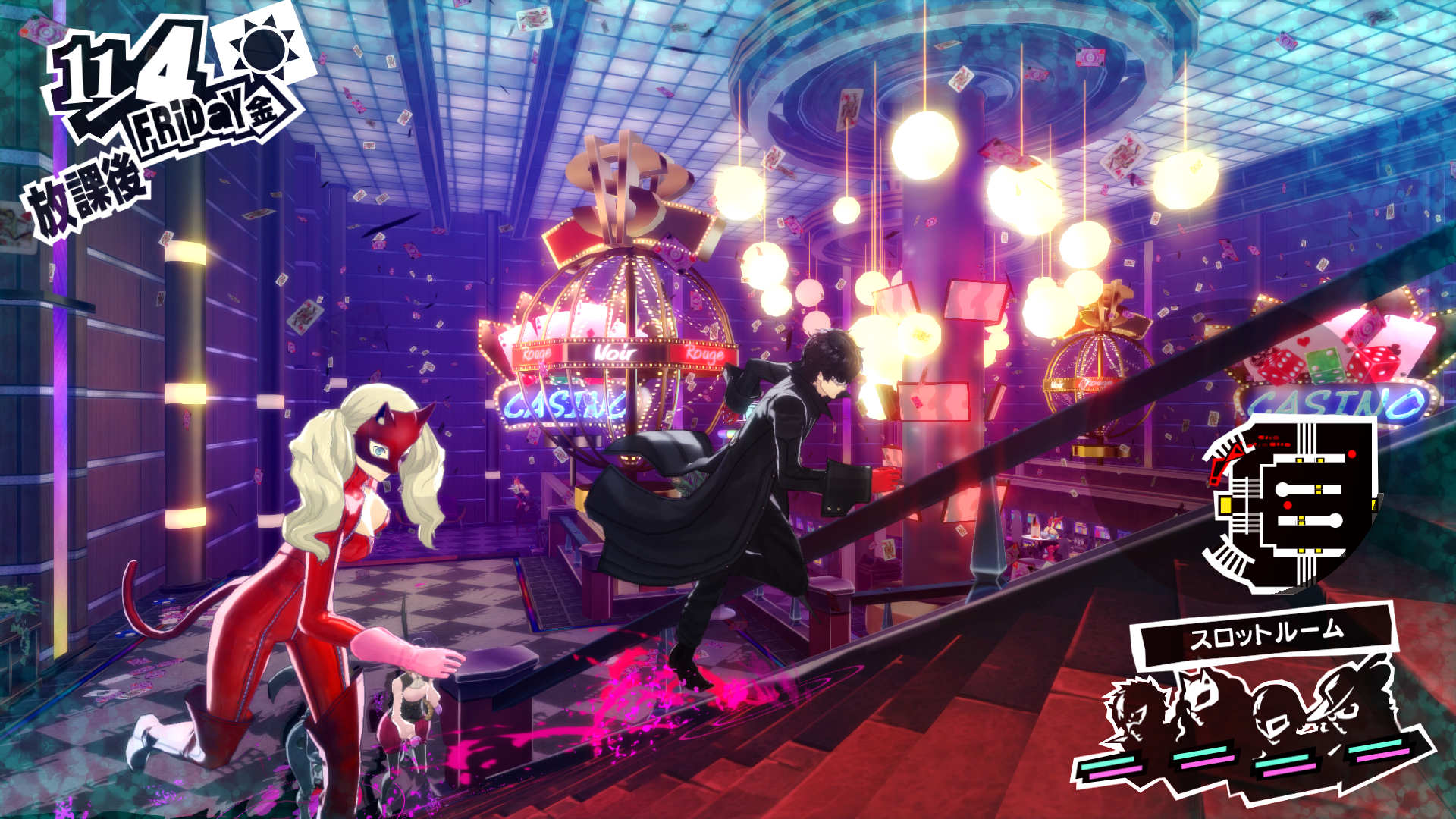 Don't Worry, The PS3 Version of Persona 5 Is Totally Fine