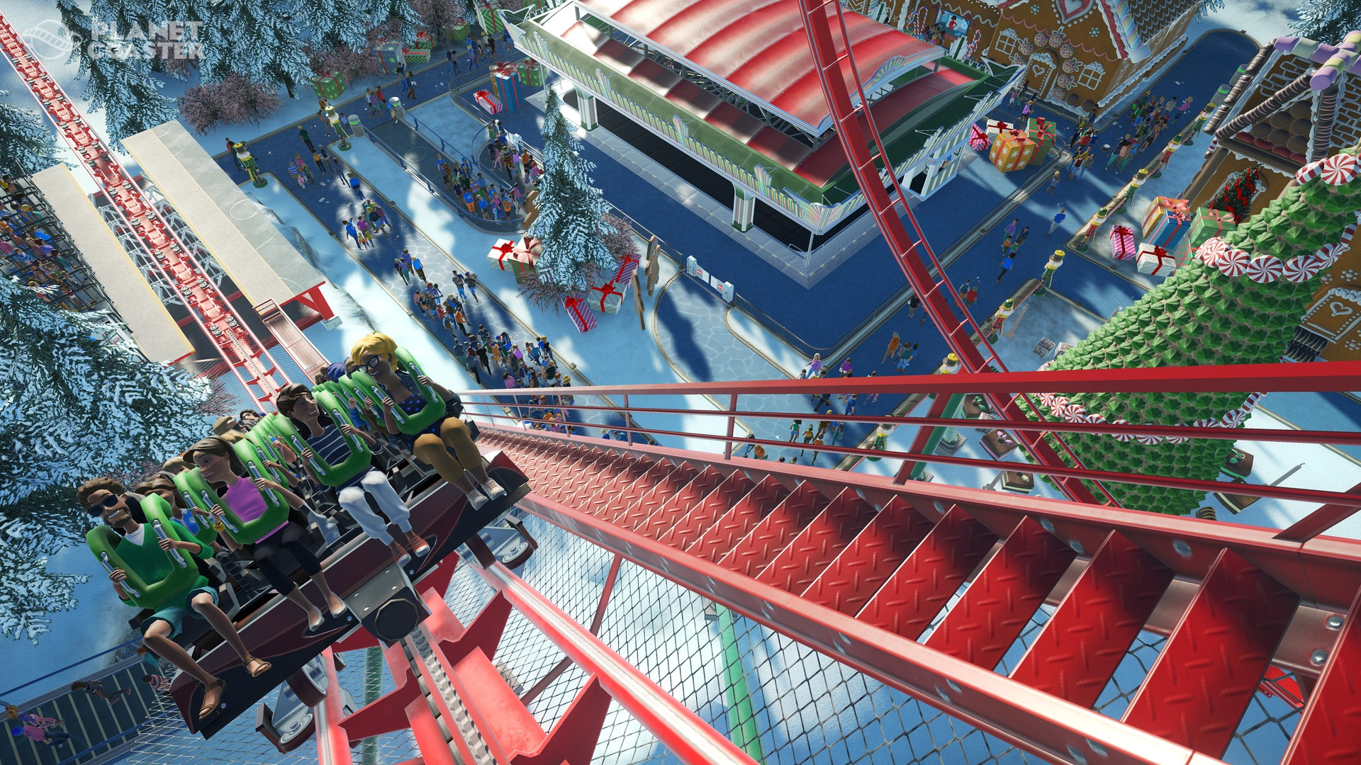 Planet Coaster Dev Sues Atari For RollerCoaster Tycoon