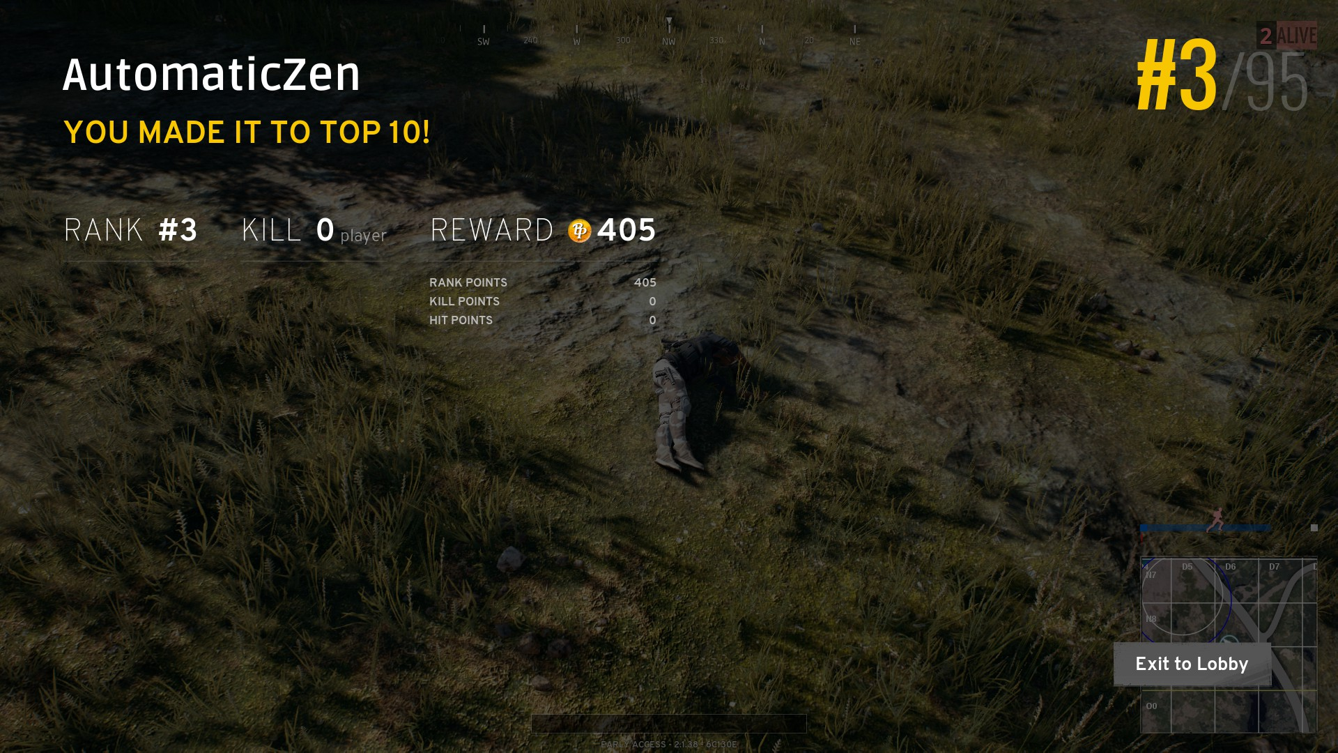 Playerunknown S Battlegrounds Maps Loot Maps Pictures: PlayerUnknown's Battlegrounds Taught Me How I'd Actually